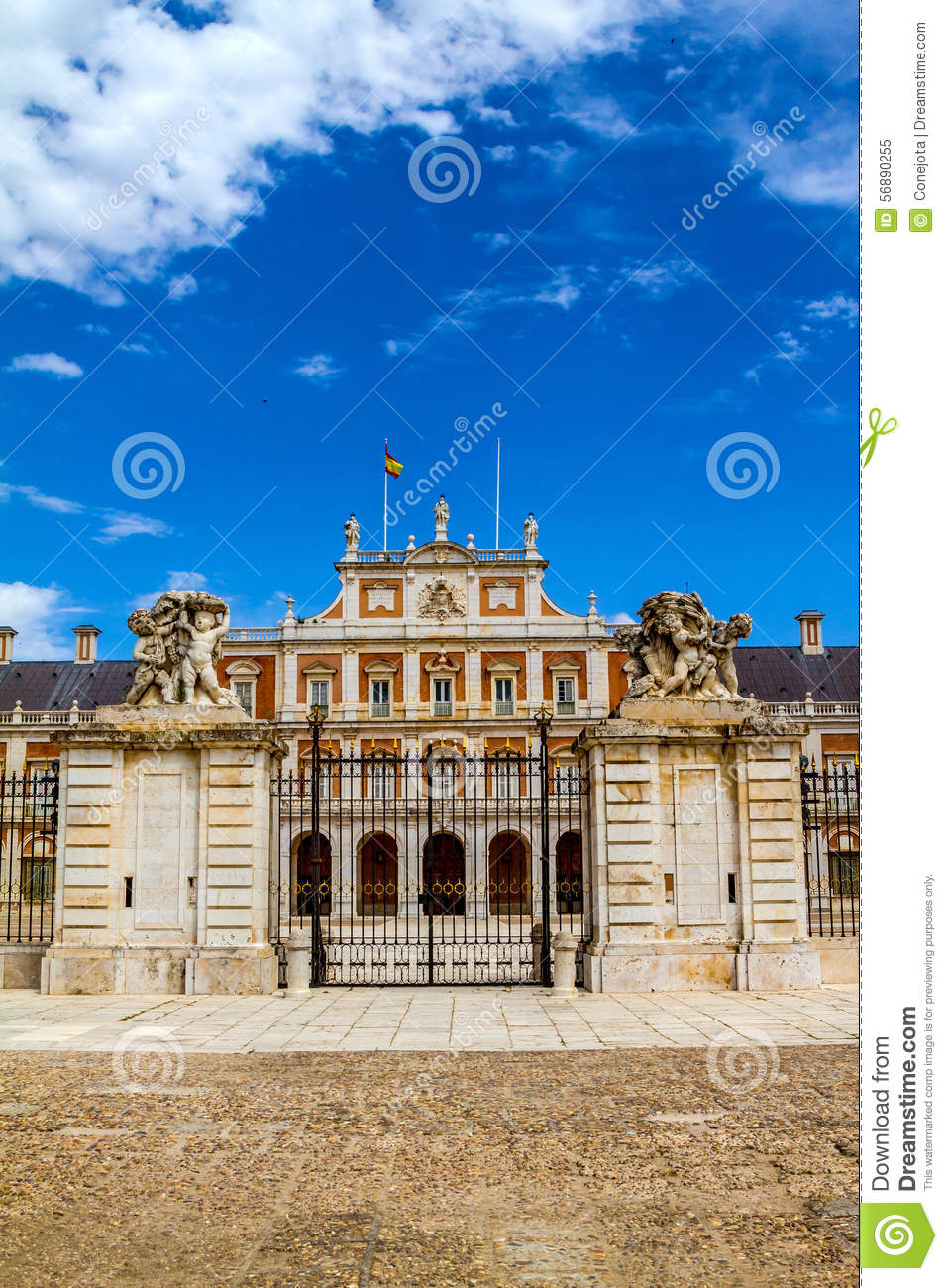 Royal Palace di Aranjuez