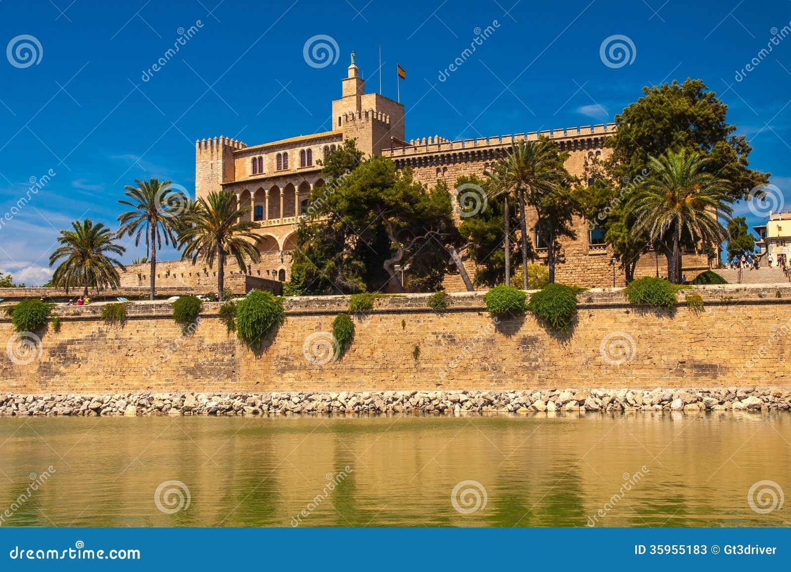Royal Palace of La Almudaina, Palma de Mallorca