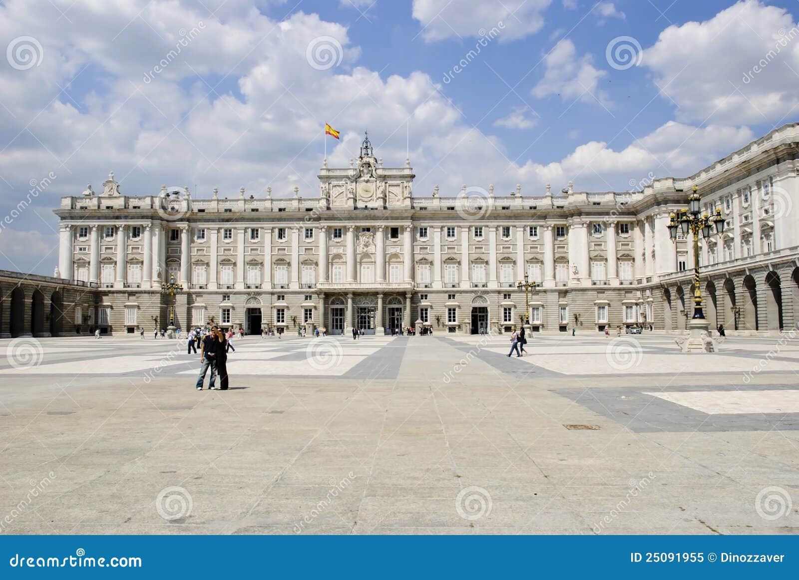Royal palace, Madrid