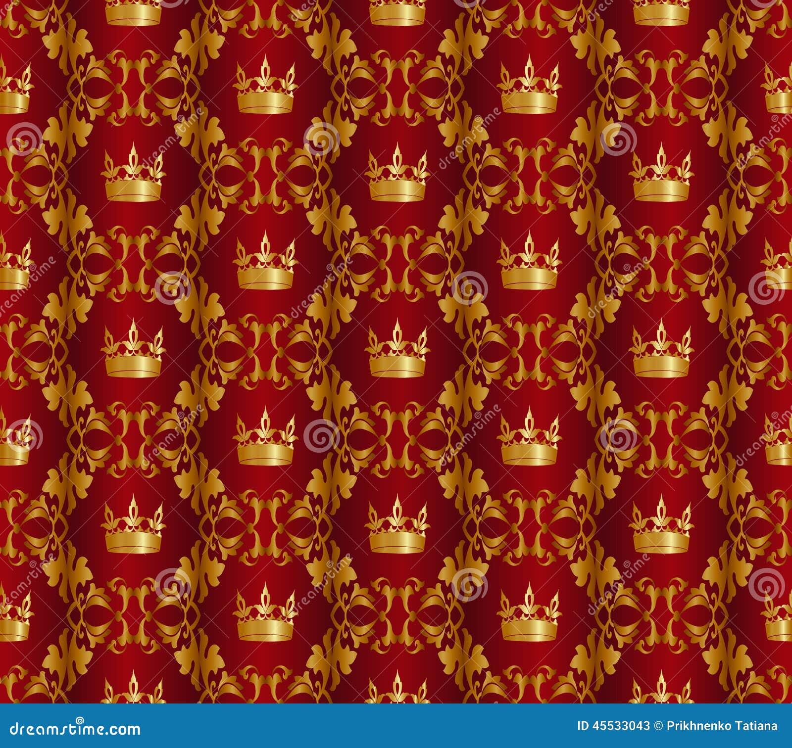 Royal Pattern Stock Vector