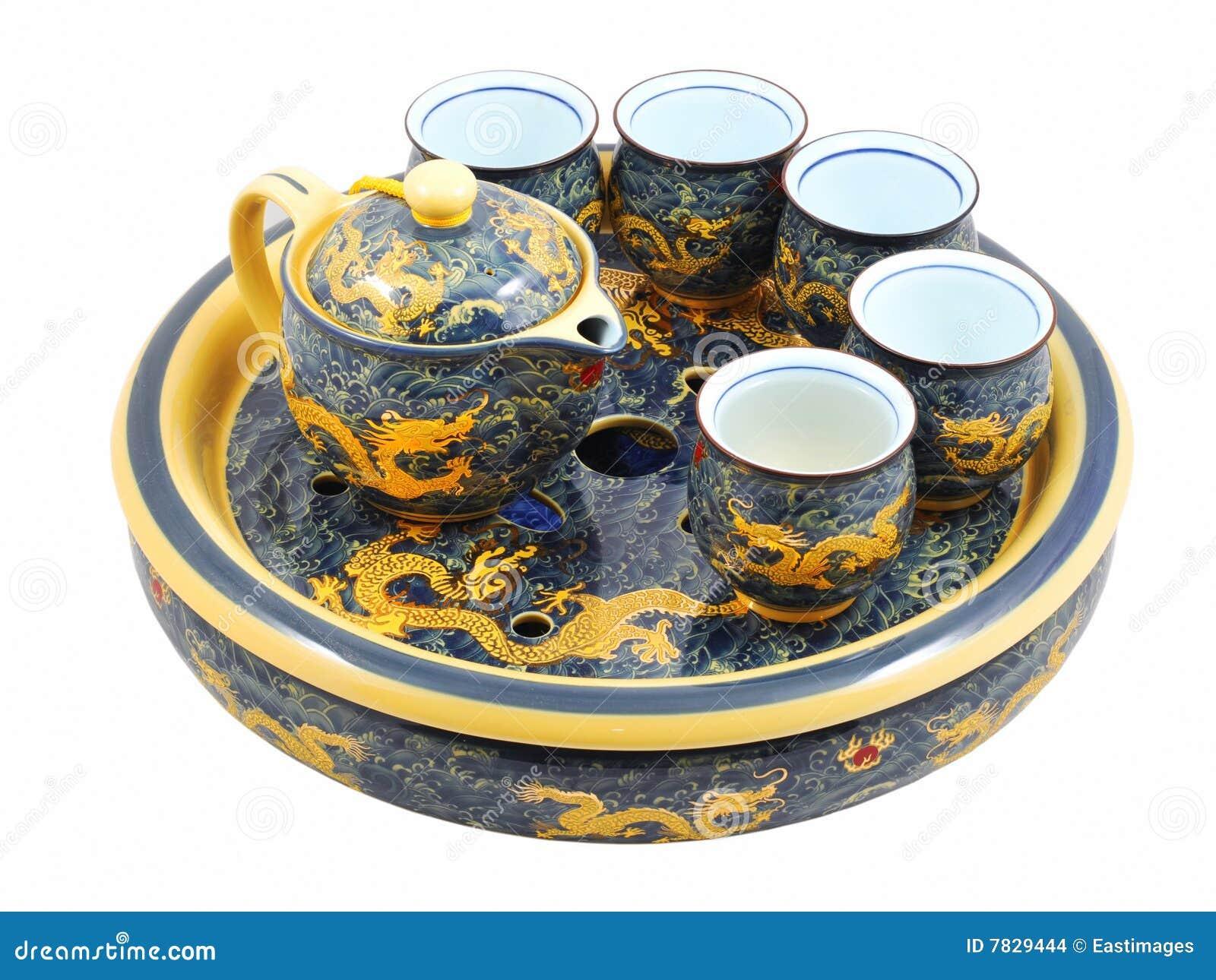 Royal Tea Ware of China