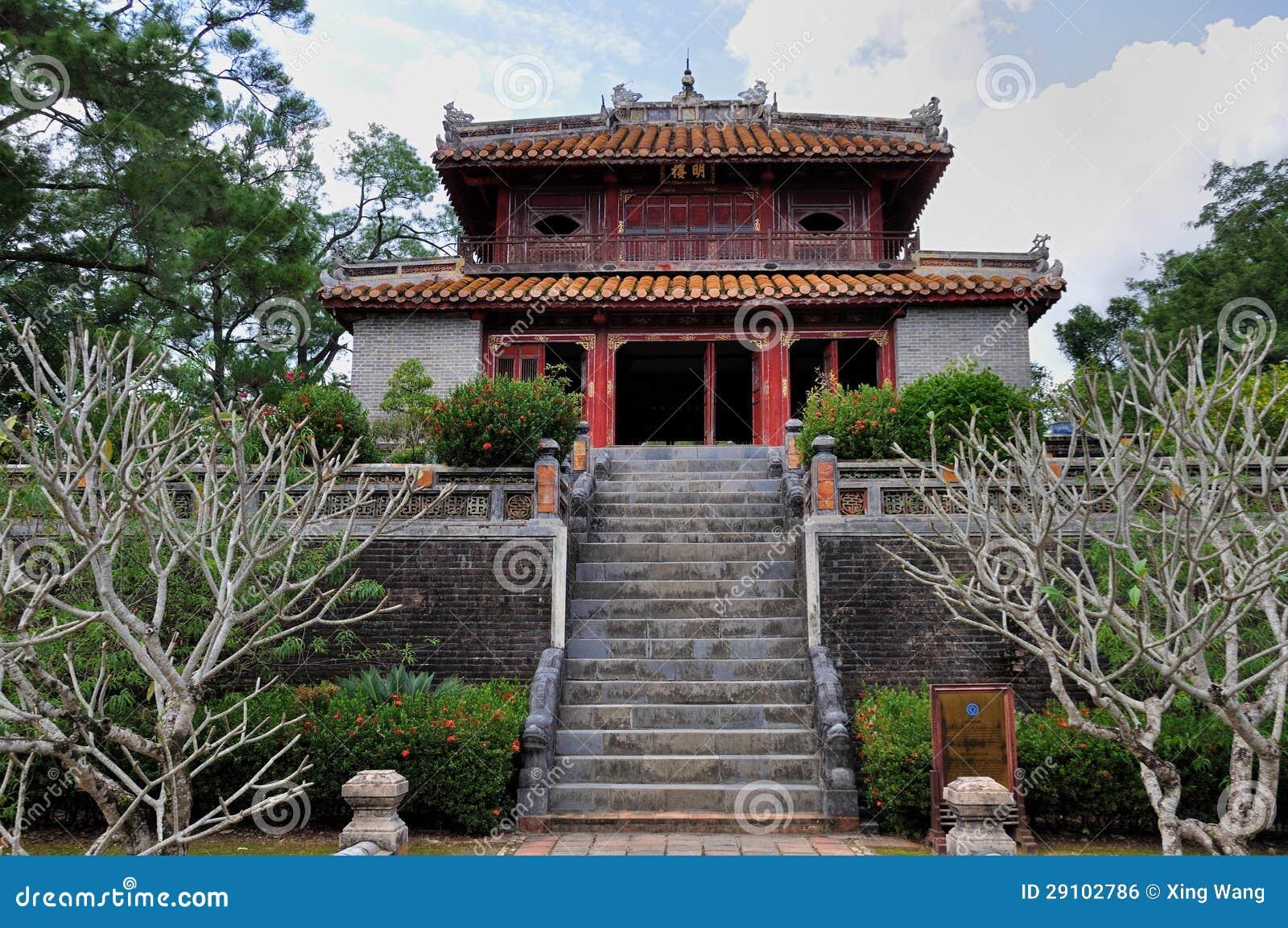 Royal Tomb of Vietnam