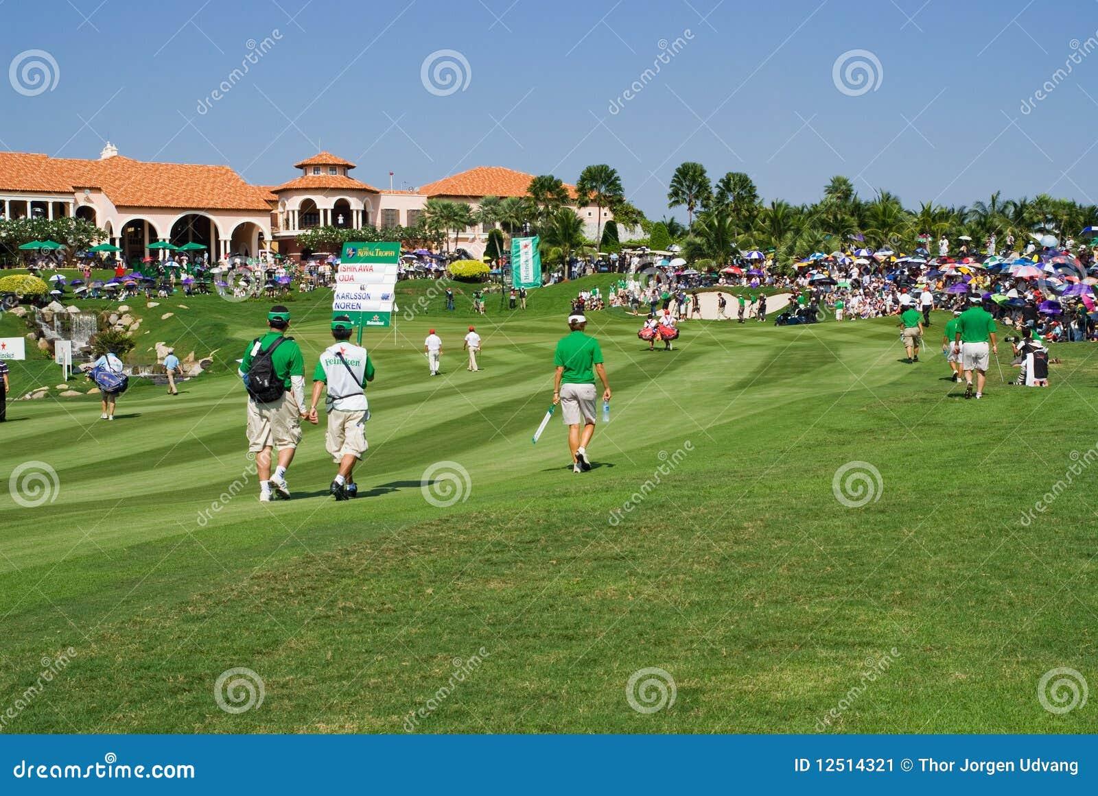 golf vs europe