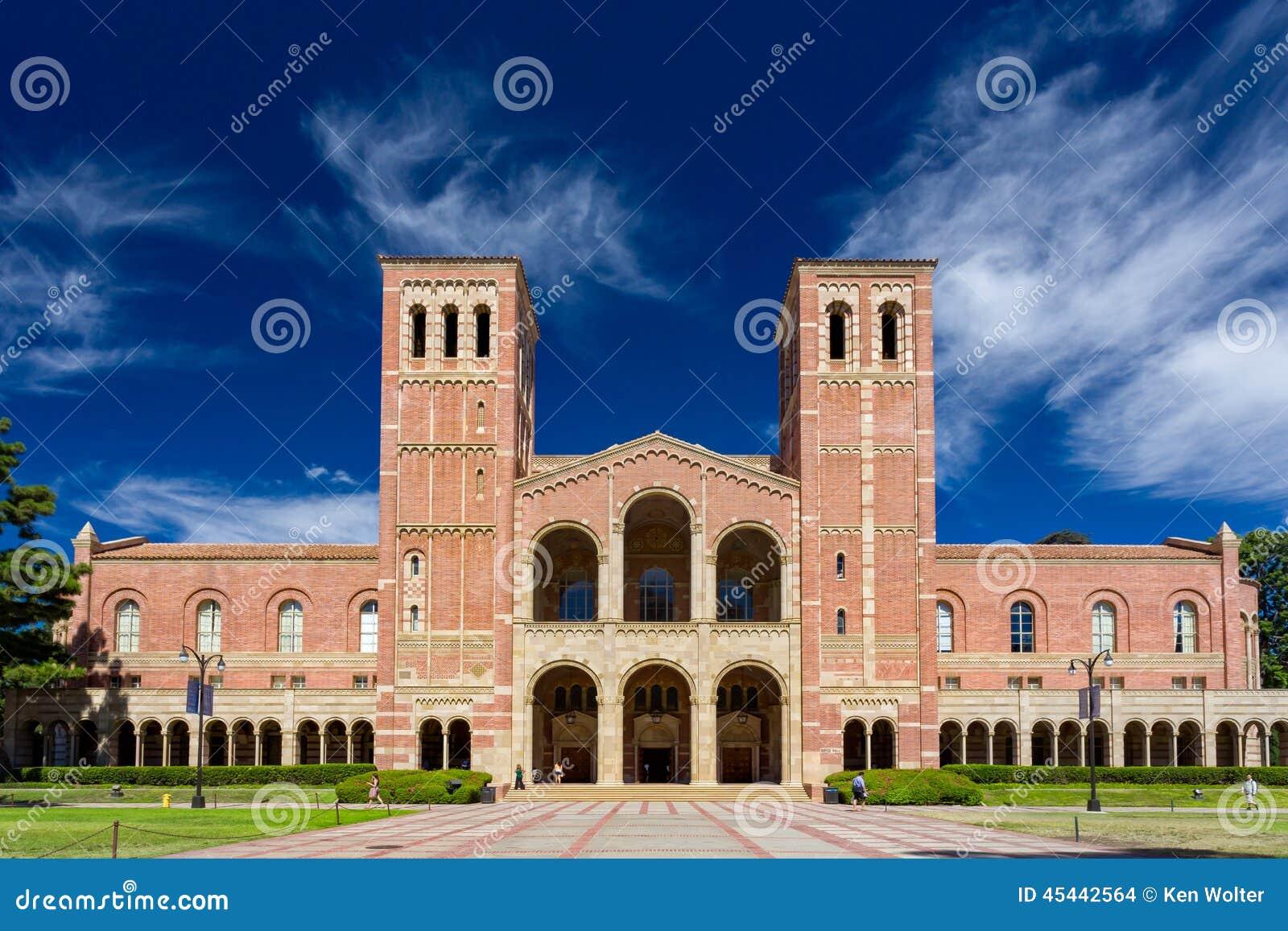 Royce Salão no UCLA