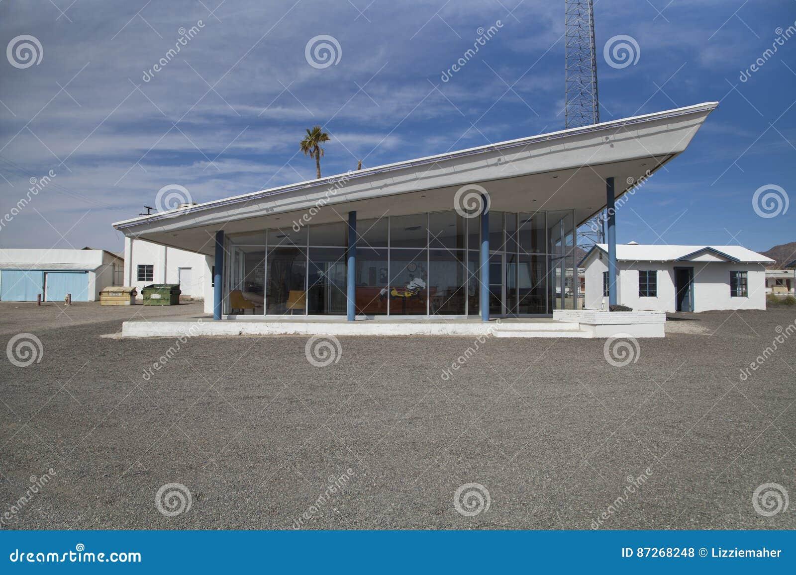 Roys-Motel und Café, Amboy