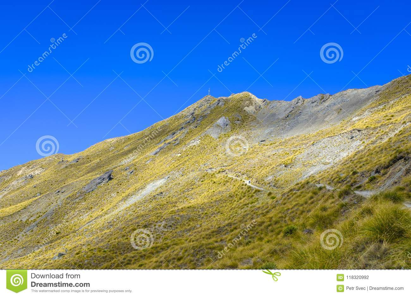Roys szczyt blisko Wanaka
