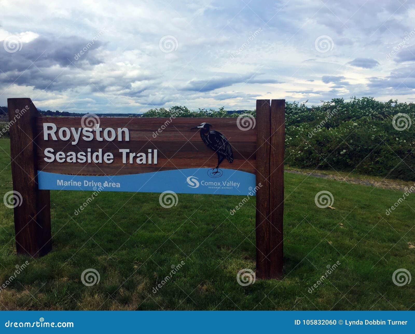 Royston Seaside Trail, Royston, BC