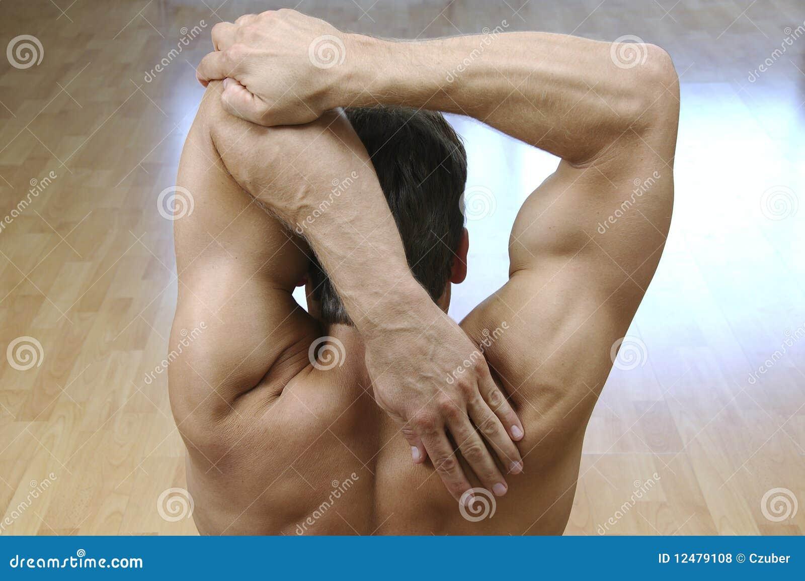 Rozciągliwości triceps