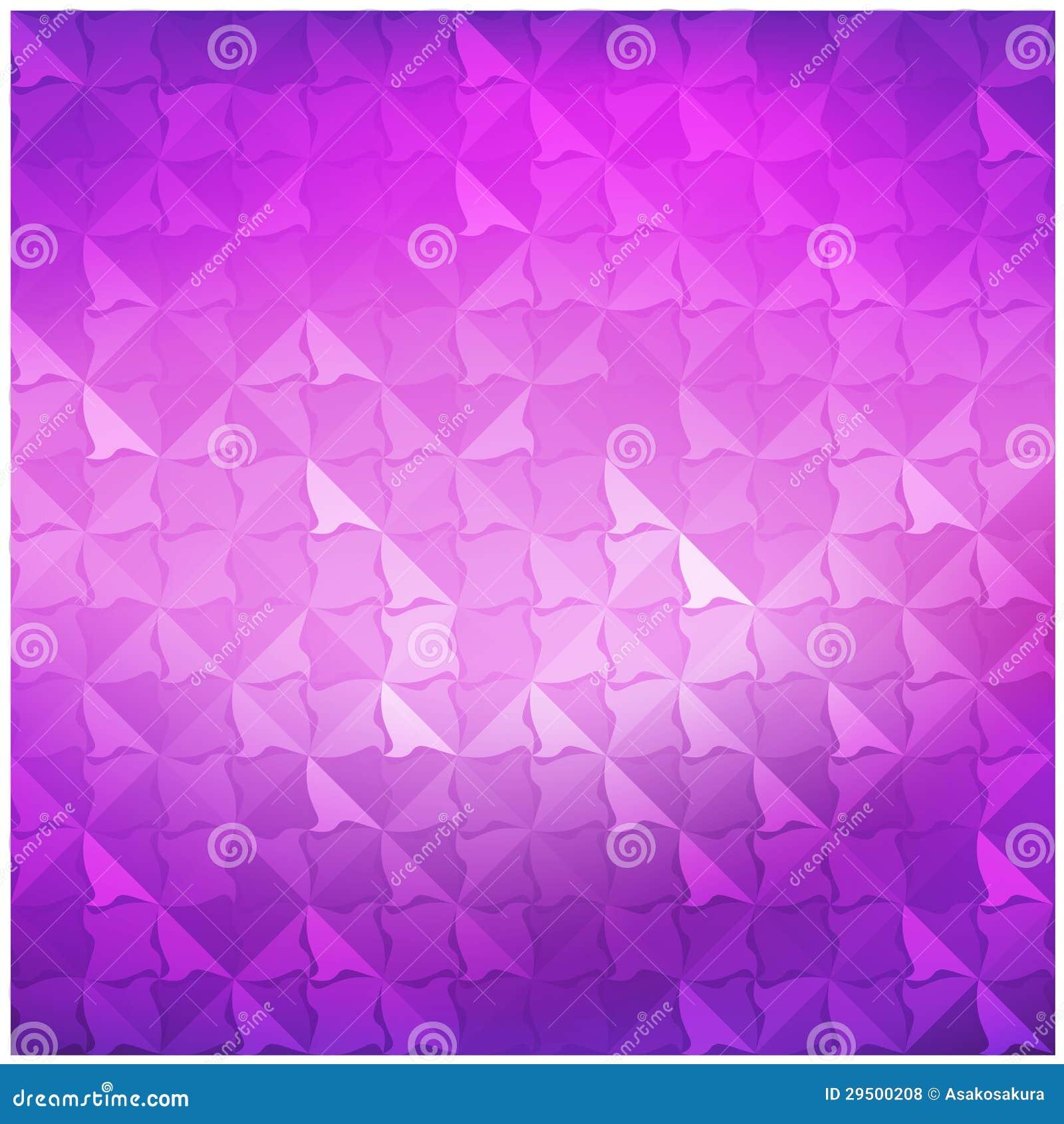 Roze abstracte vectorachtergrond