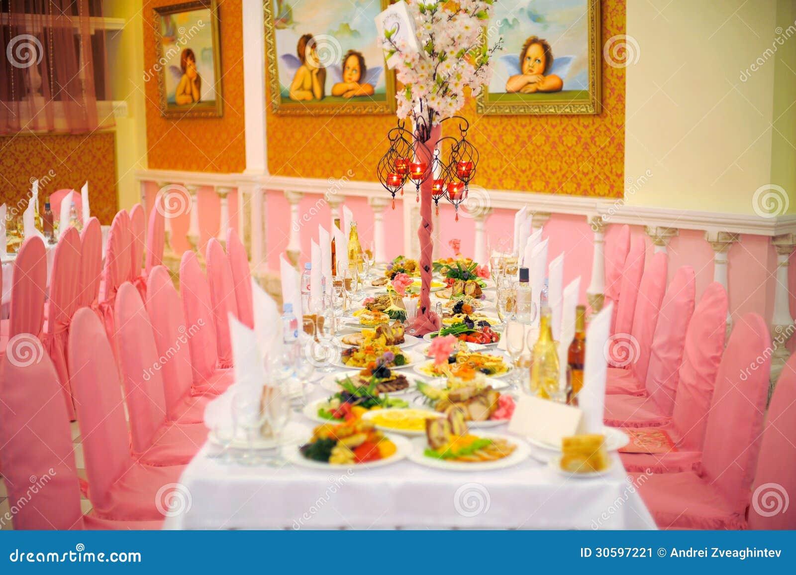 Roze en witte decoratie stock afbeelding afbeelding - Decoratie afbeelding ...