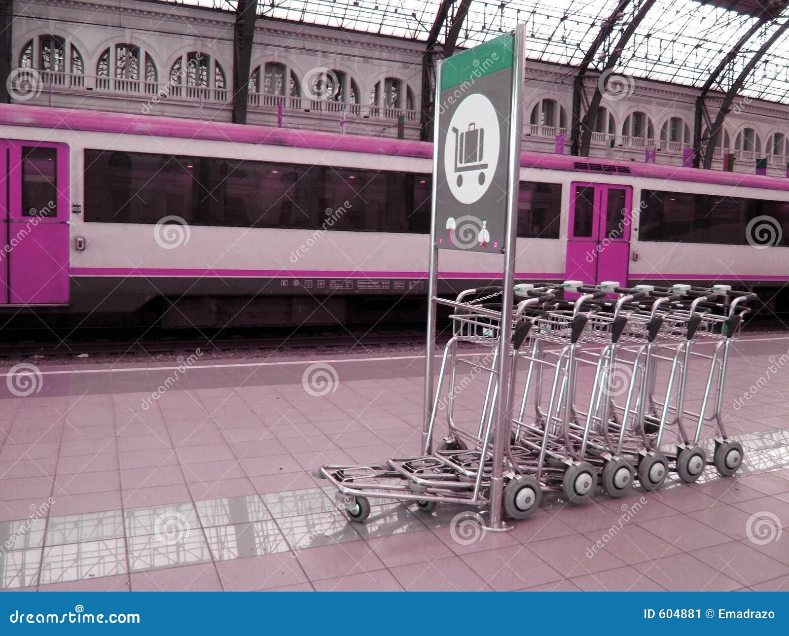 Roze station