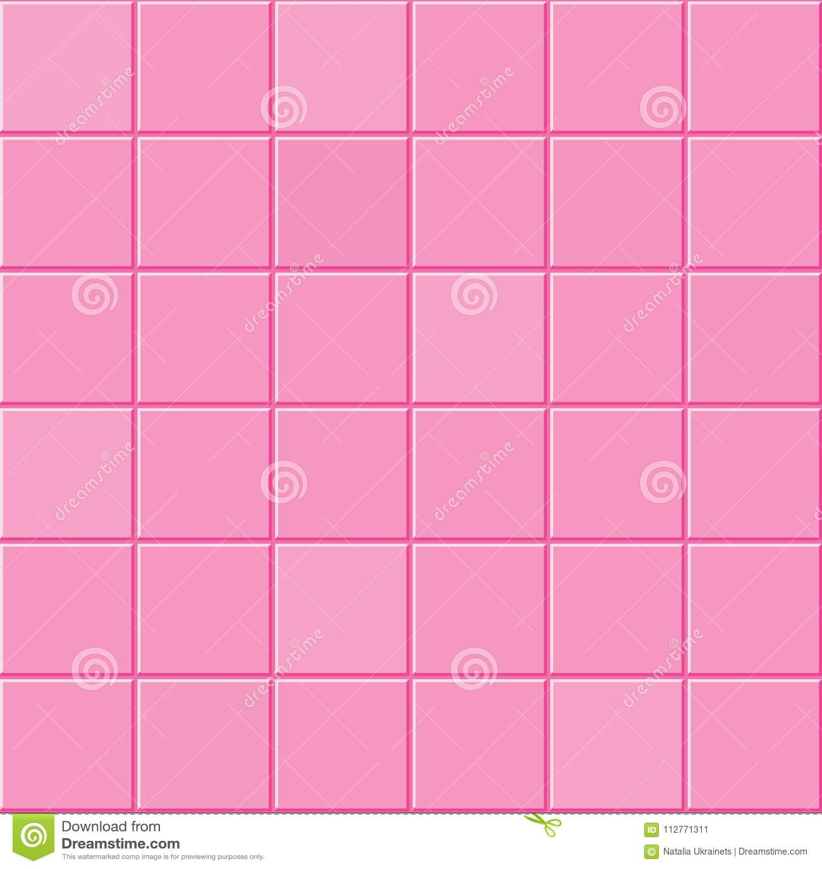 Roze tegeltextuur