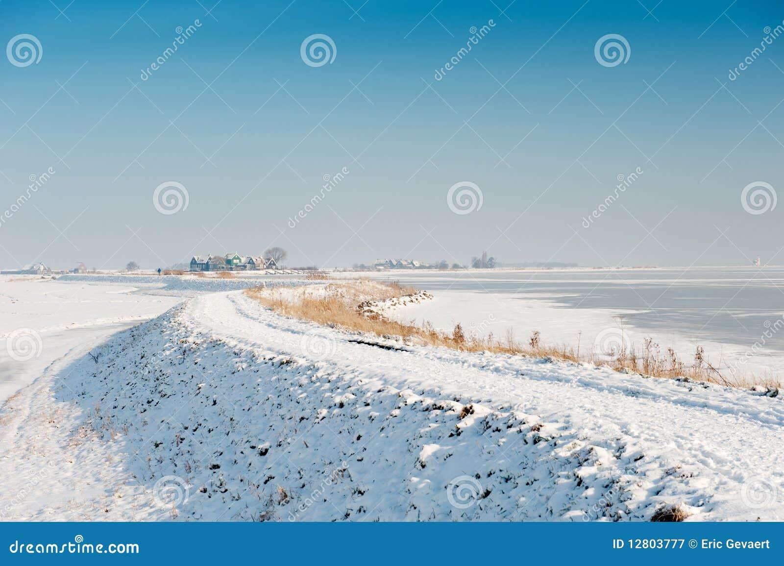 Rozewerf no inverno