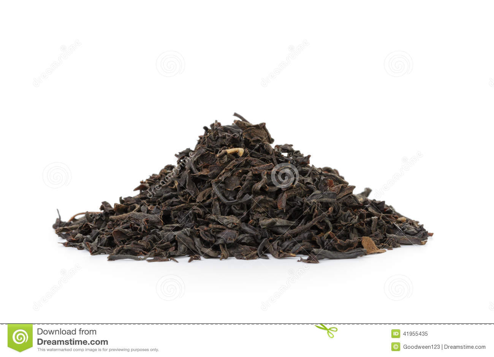Rozsypisko czerni sucha herbata