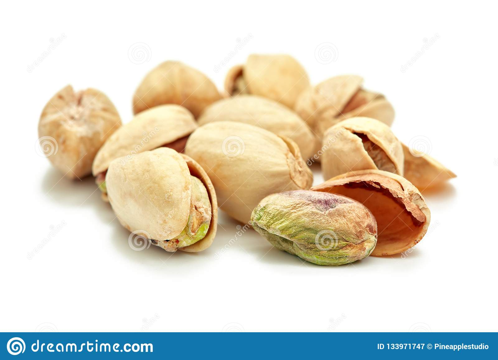 Rozsypisko pistacja