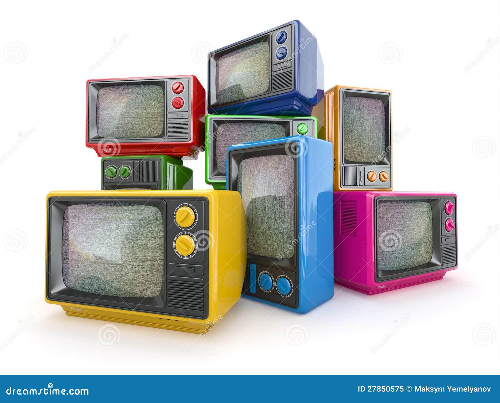 Rozsypisko rocznik tv. Końcówka telewizja