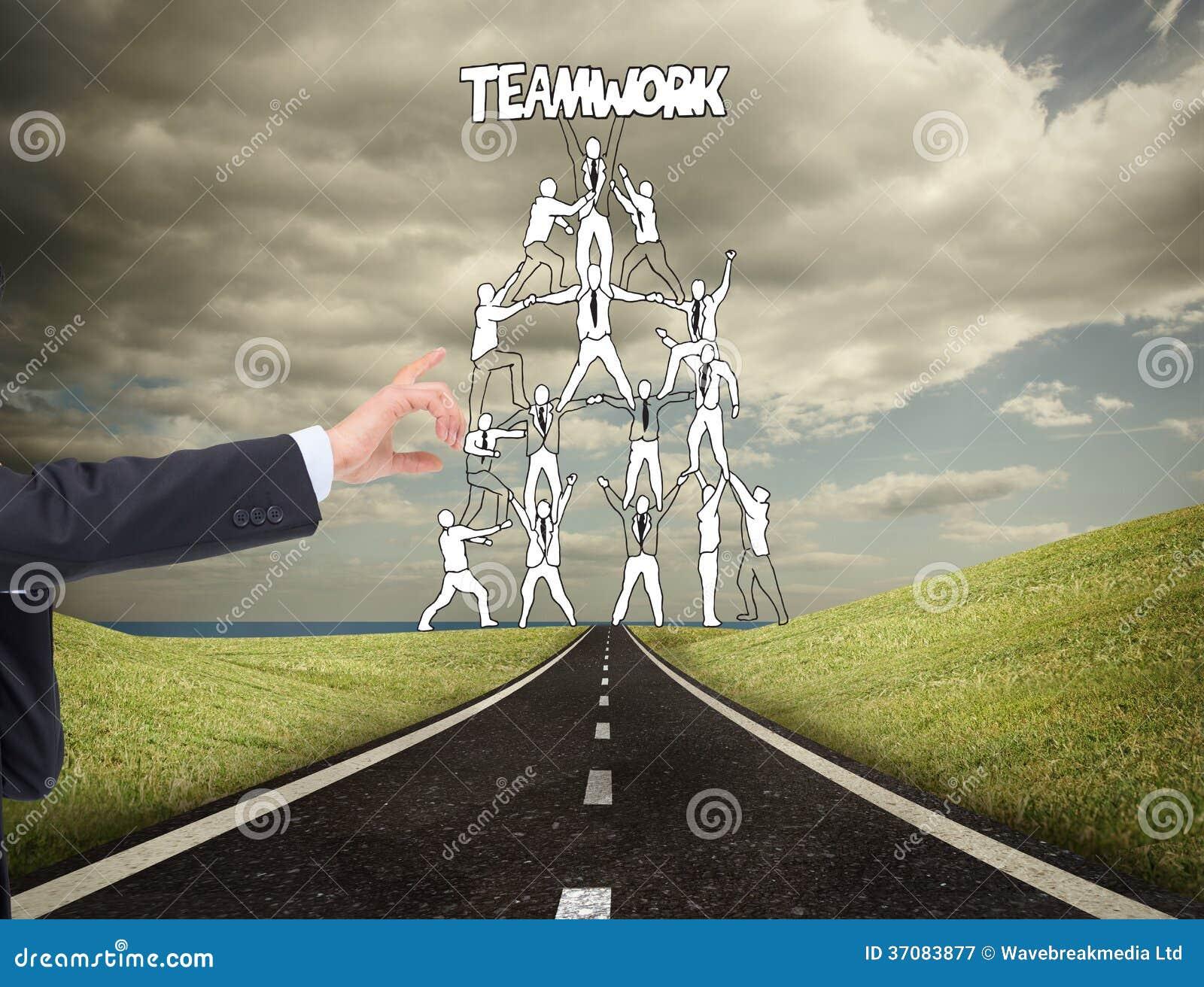 Download Rozważny Azjatykci Biznesmena Wskazywać Obraz Stock - Obraz złożonej z przyszłość, odległość: 37083877
