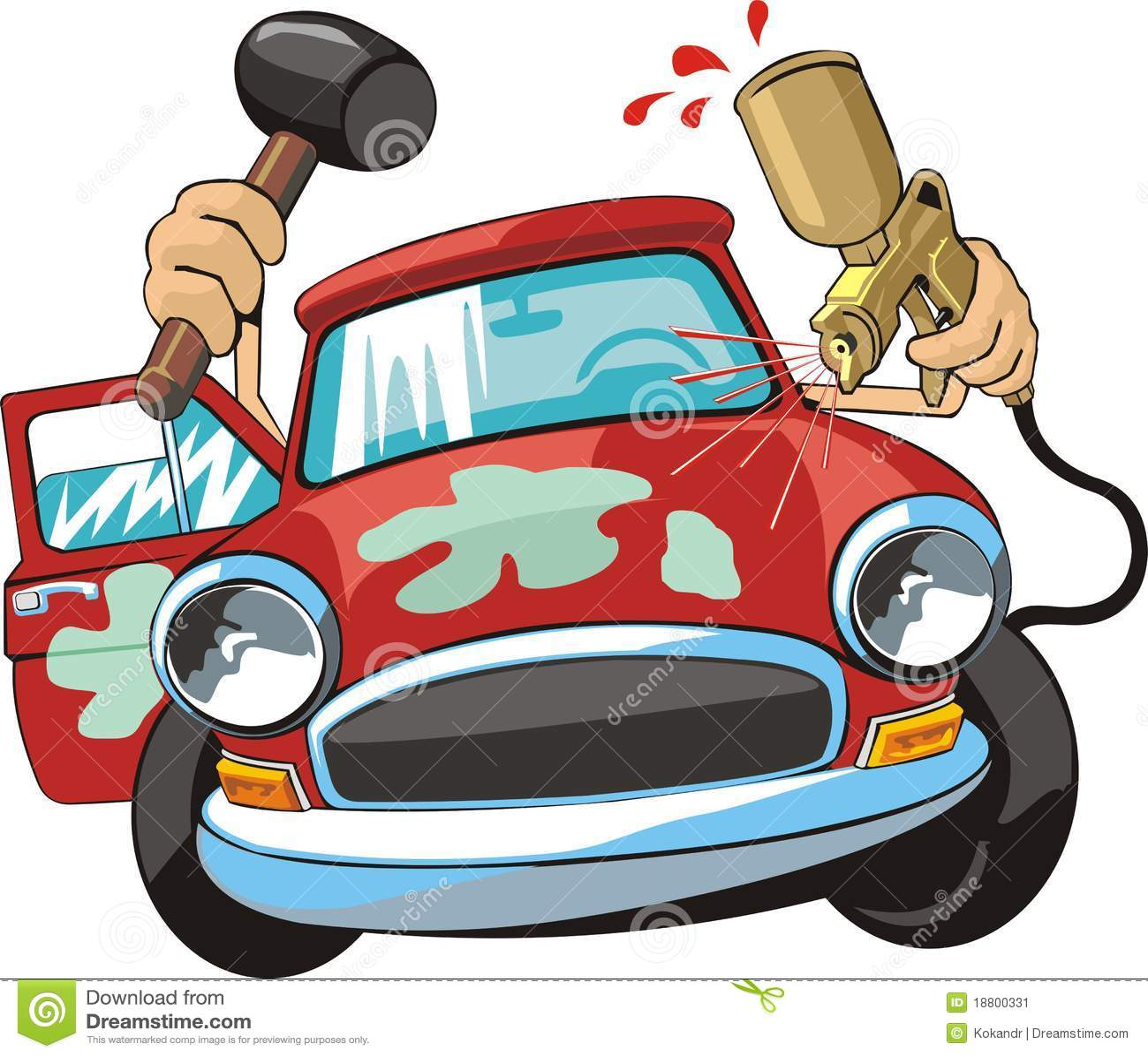 Car Credit For Repairs