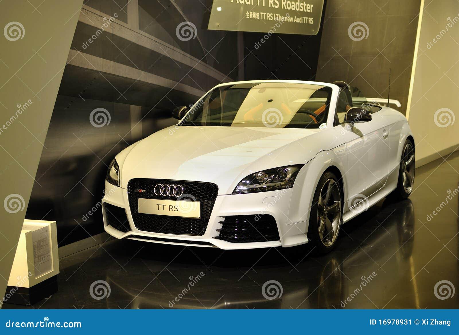 Rs d Audi TTT