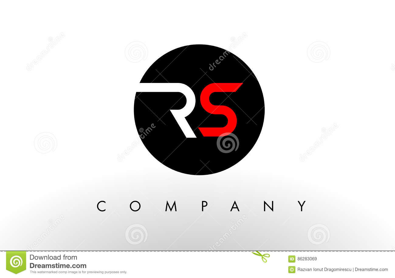 Rs logo letter design vector stock vector illustration of icon rs logo letter design vector buycottarizona Image collections