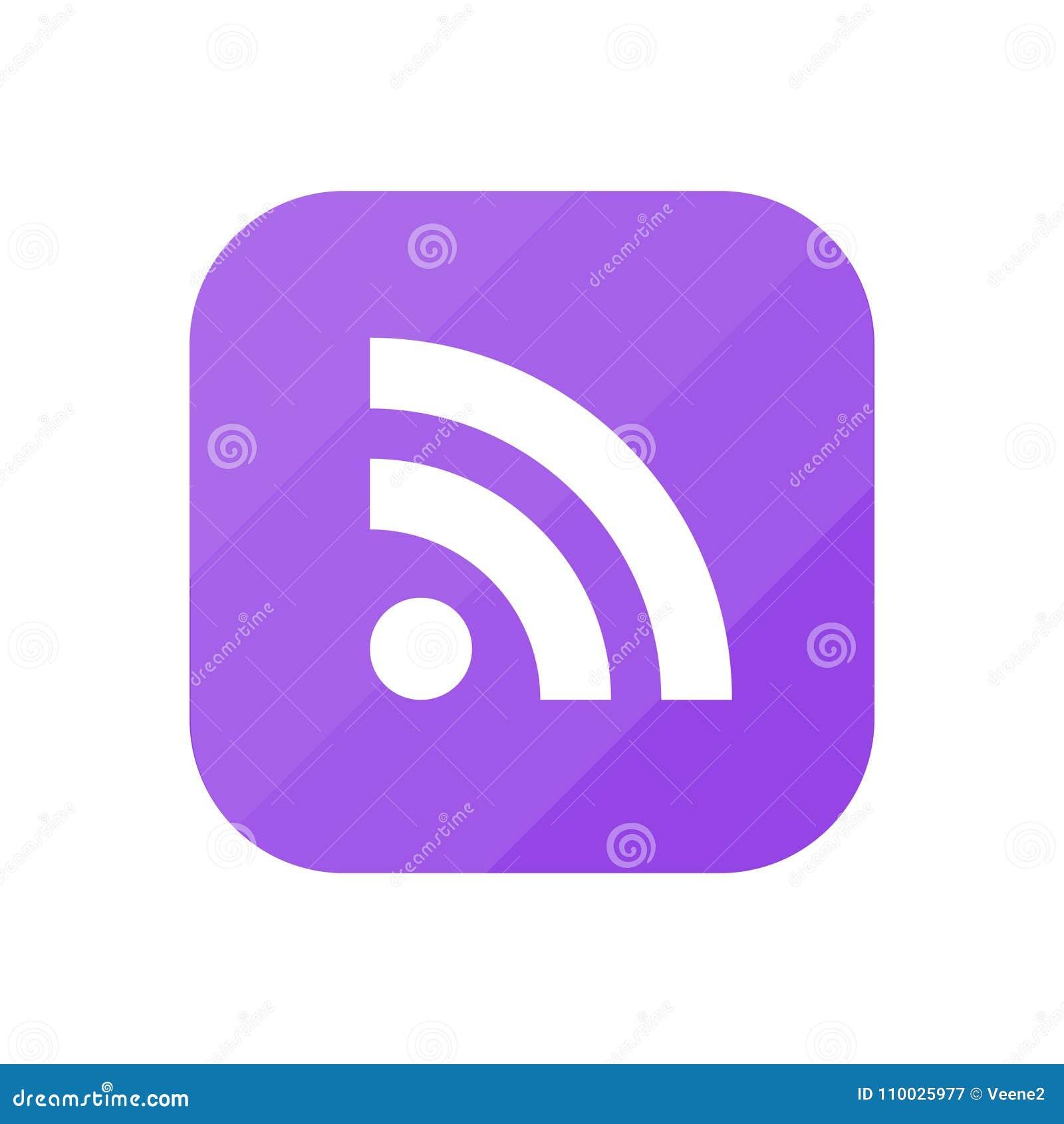 RSS - App Pictogram