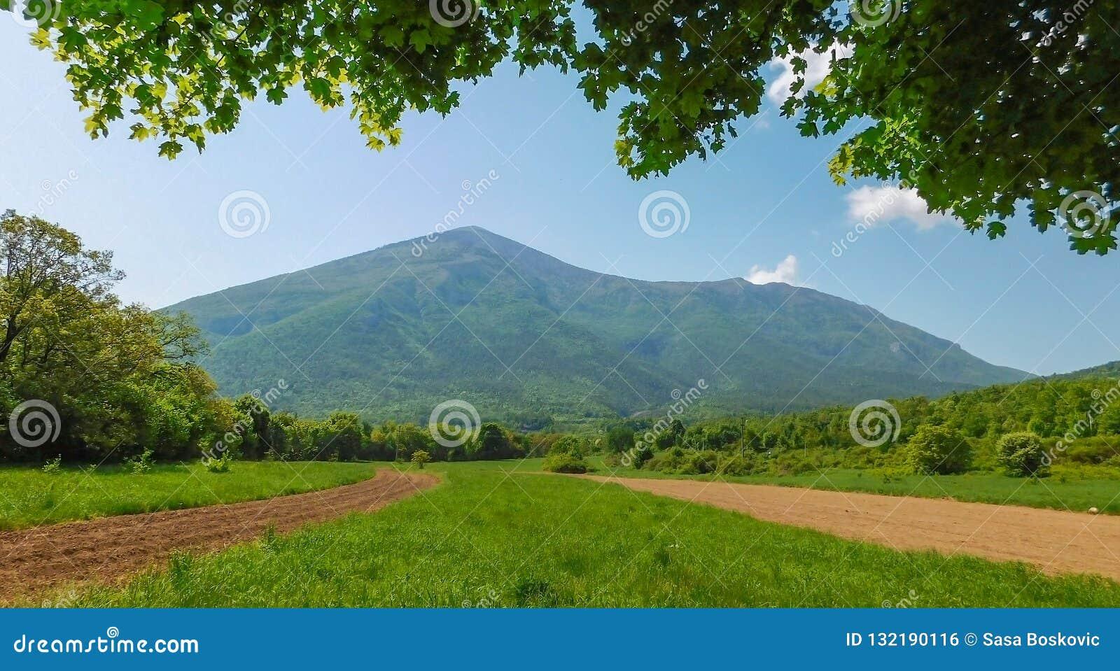 Rtanj Mountain View