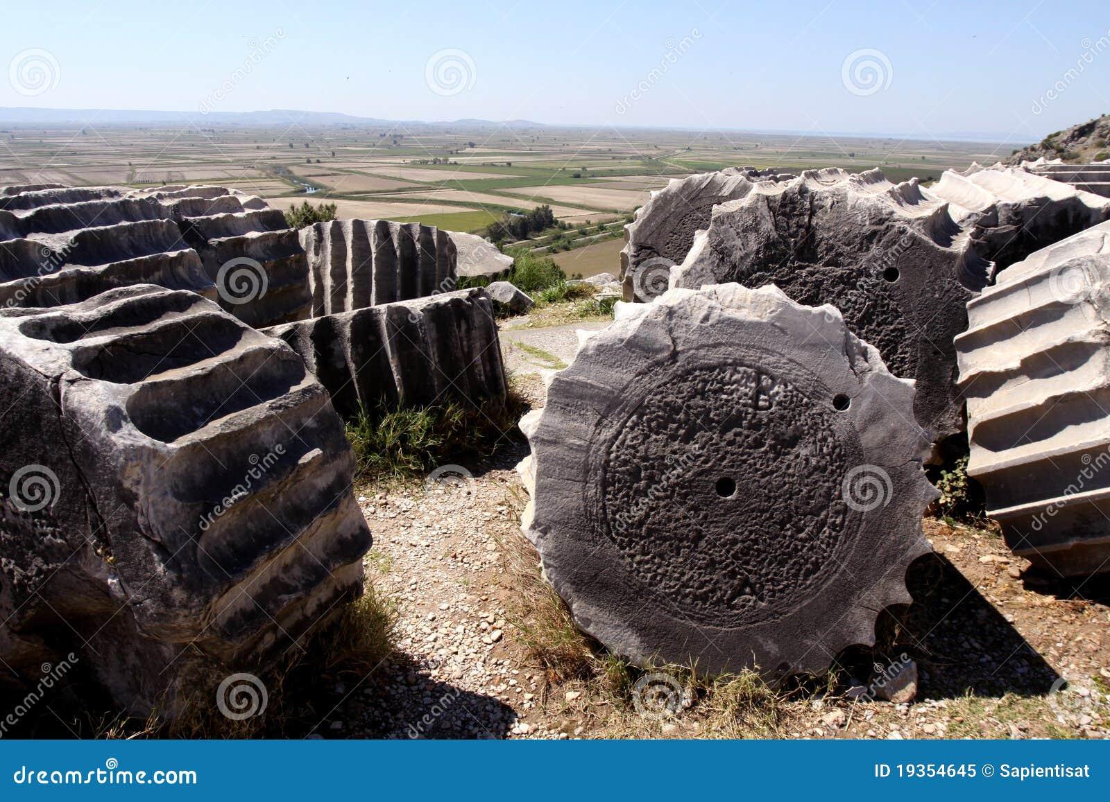 Ruínas de Priene, Turquia