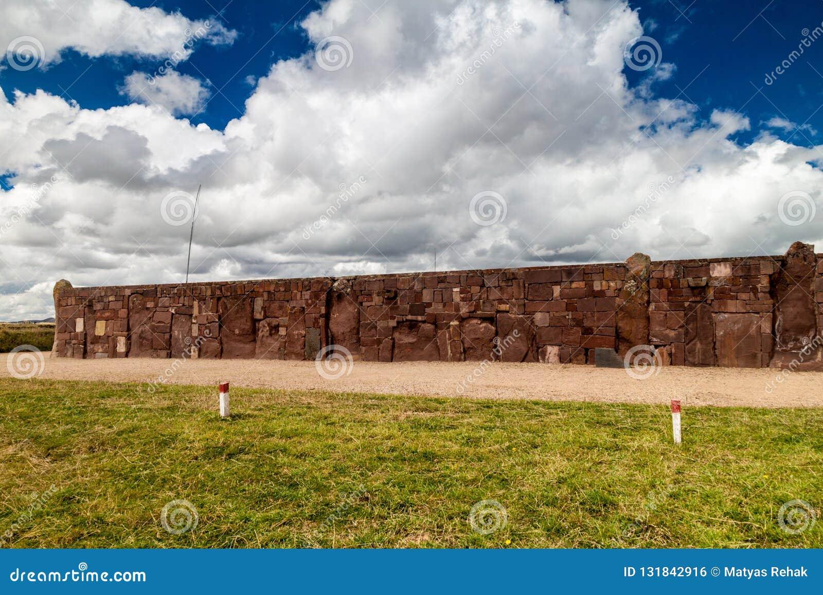 Ruínas de Tiwanaku, Bolívia