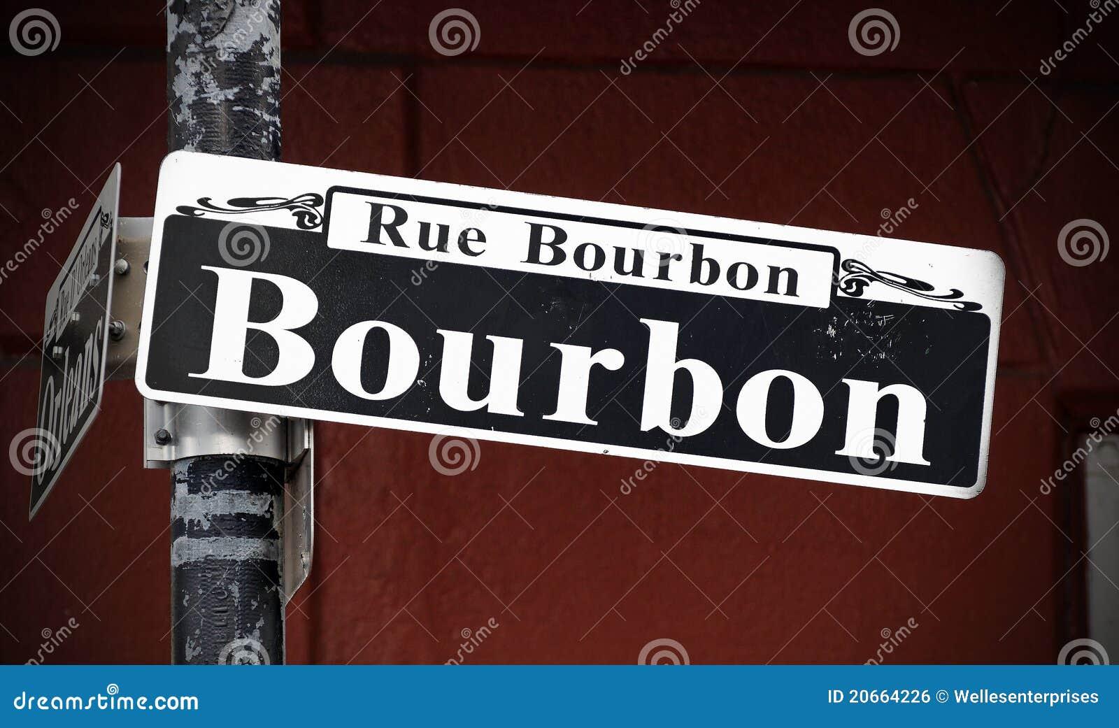 Rua de Bourbon
