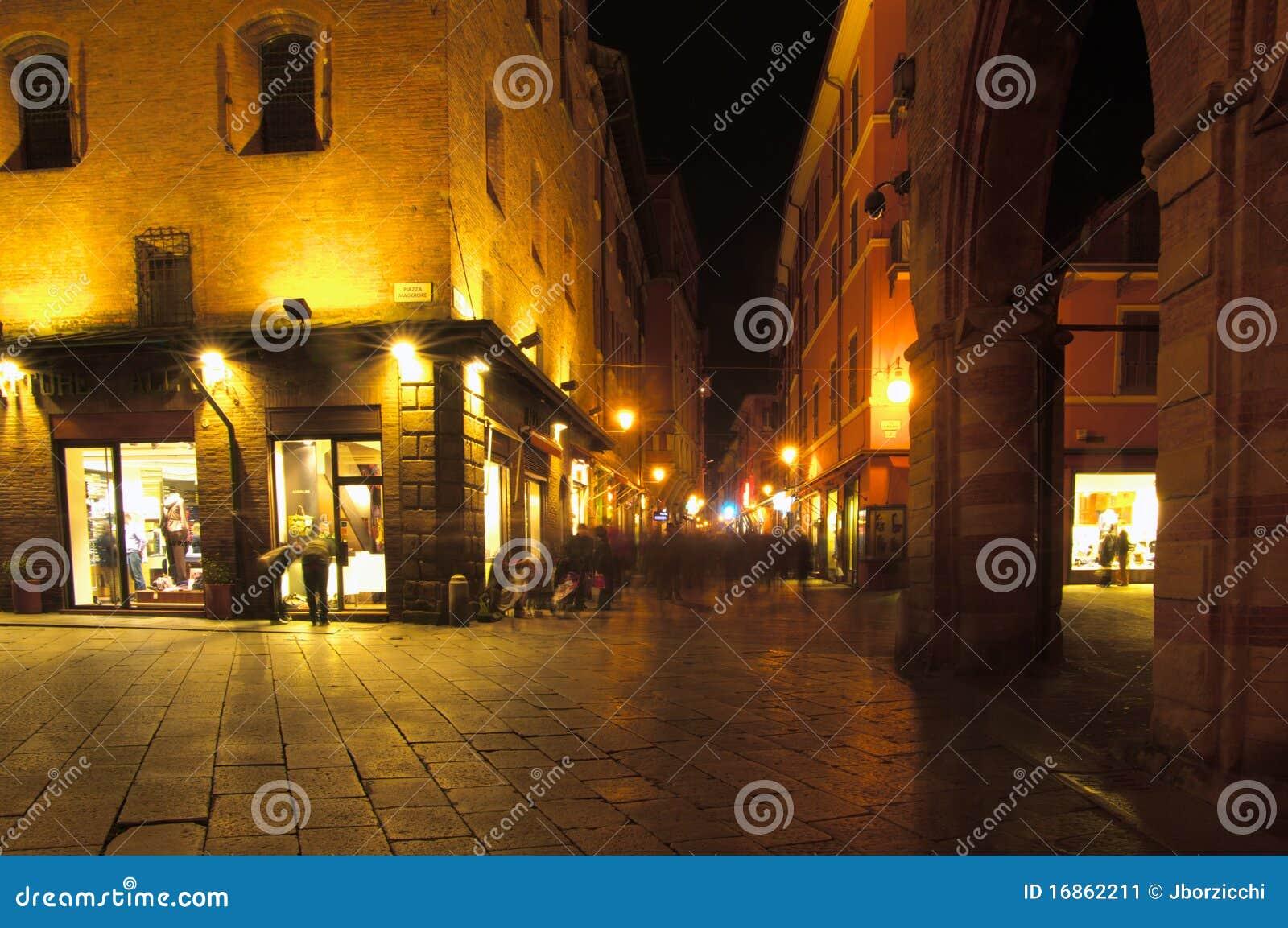 Rua de D azeglio, Bolonha