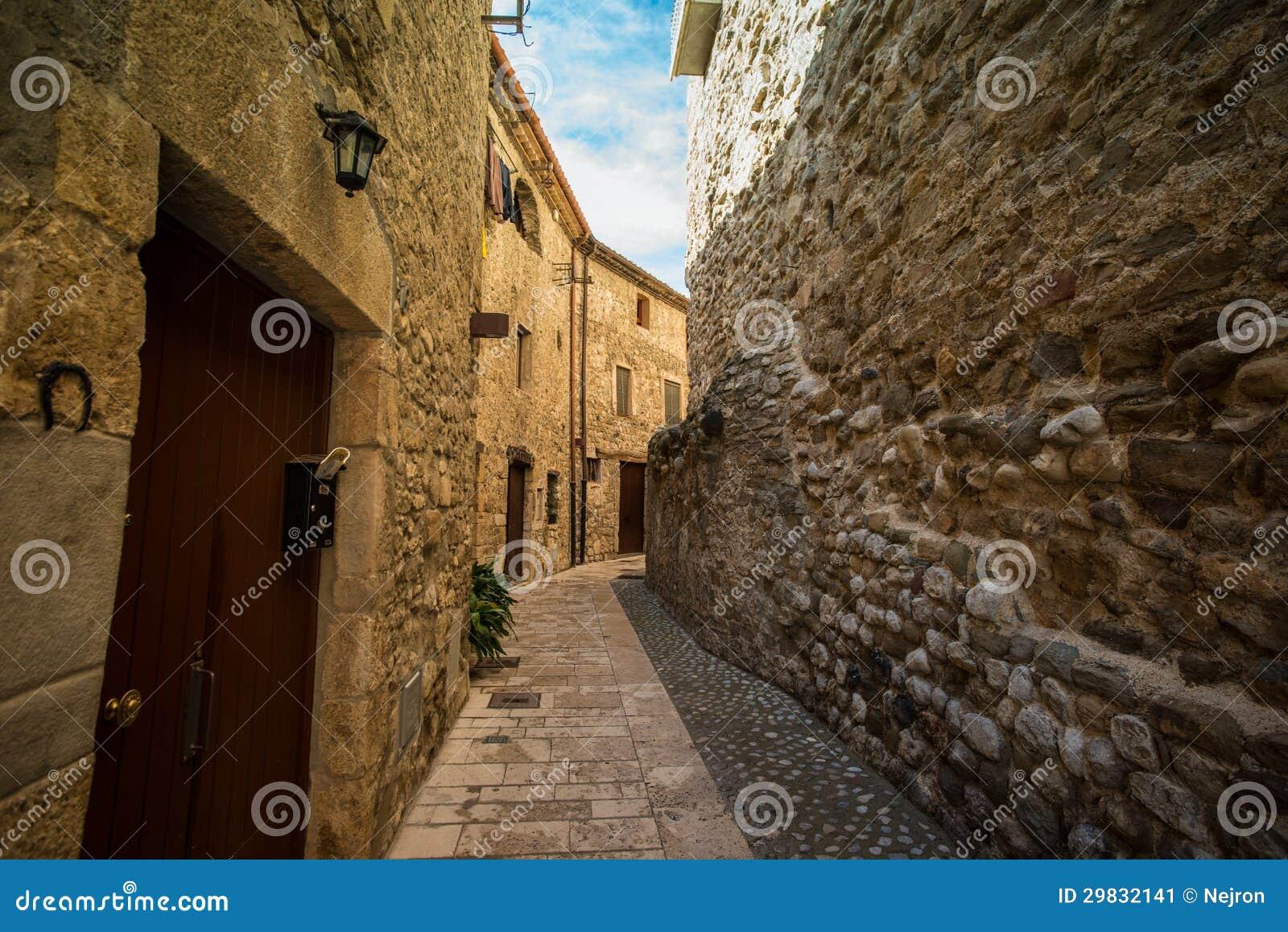 Cidade em Spain