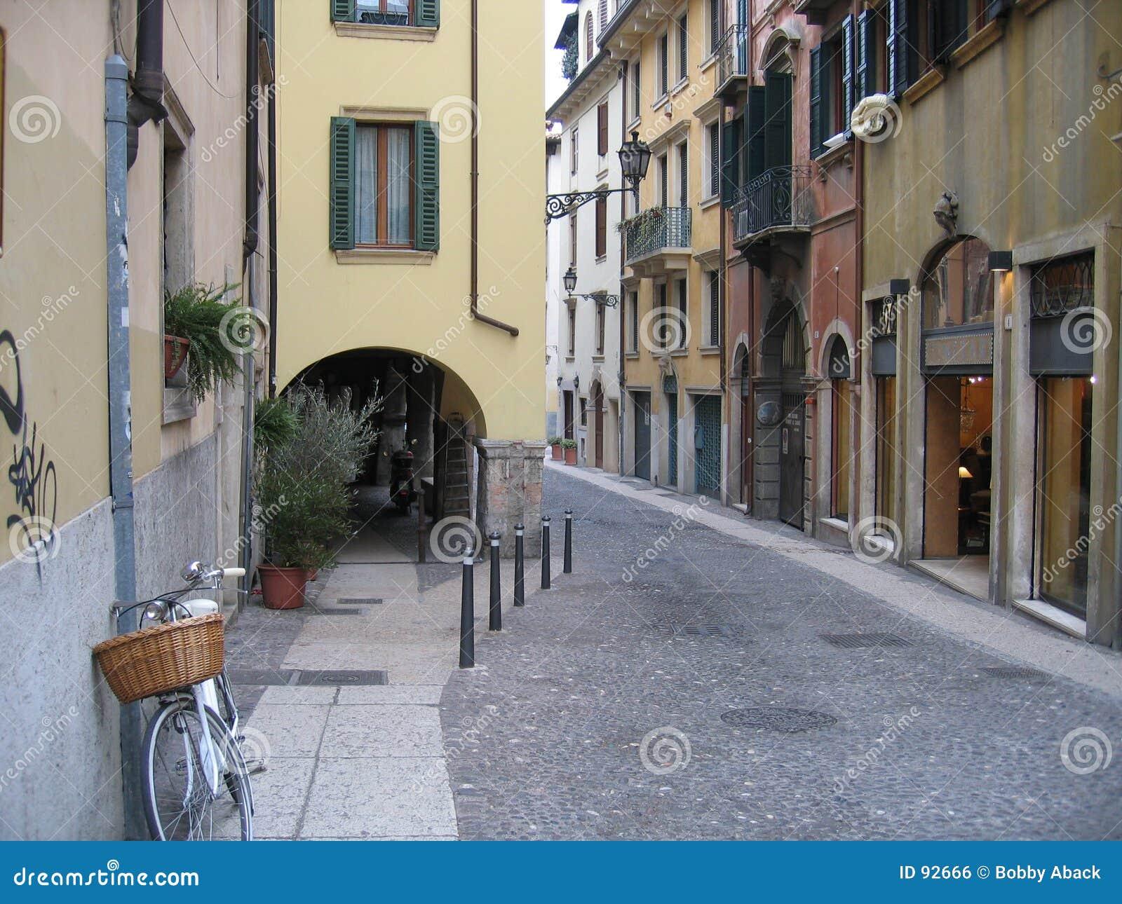 Rua européia