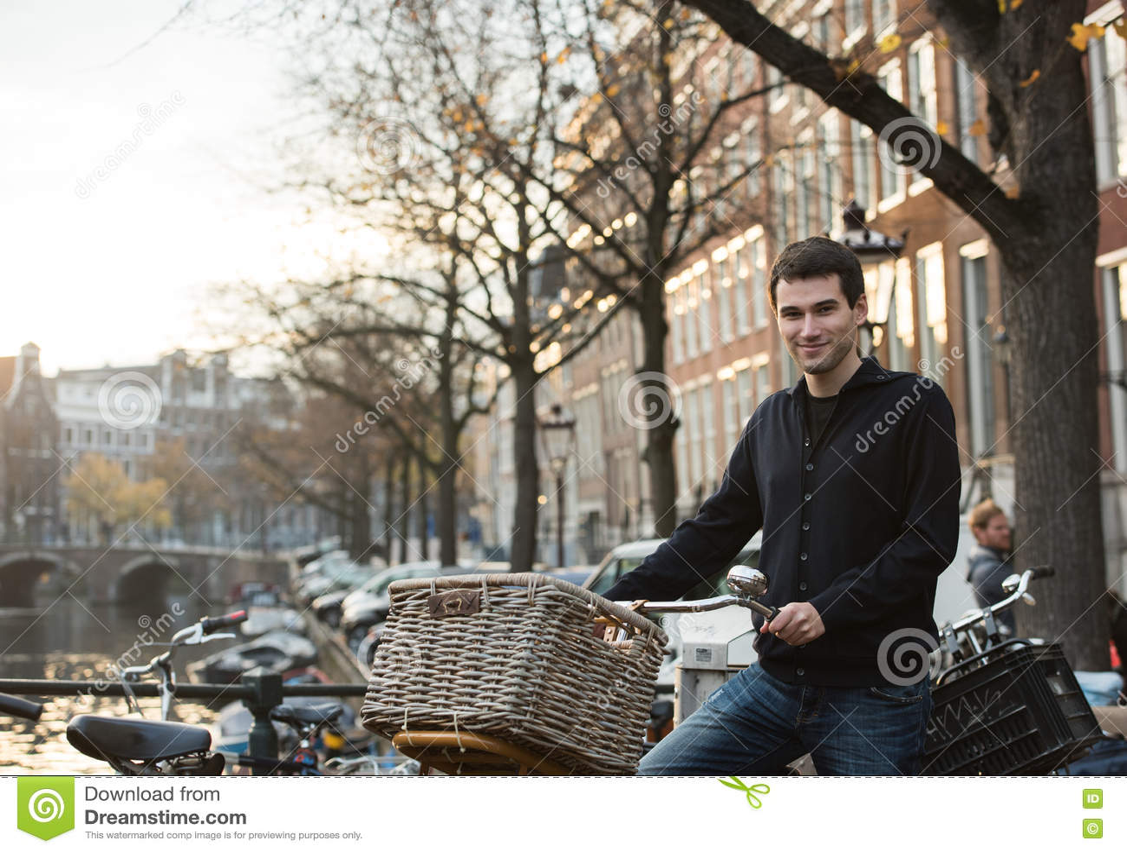 Ruas de Amsterdão