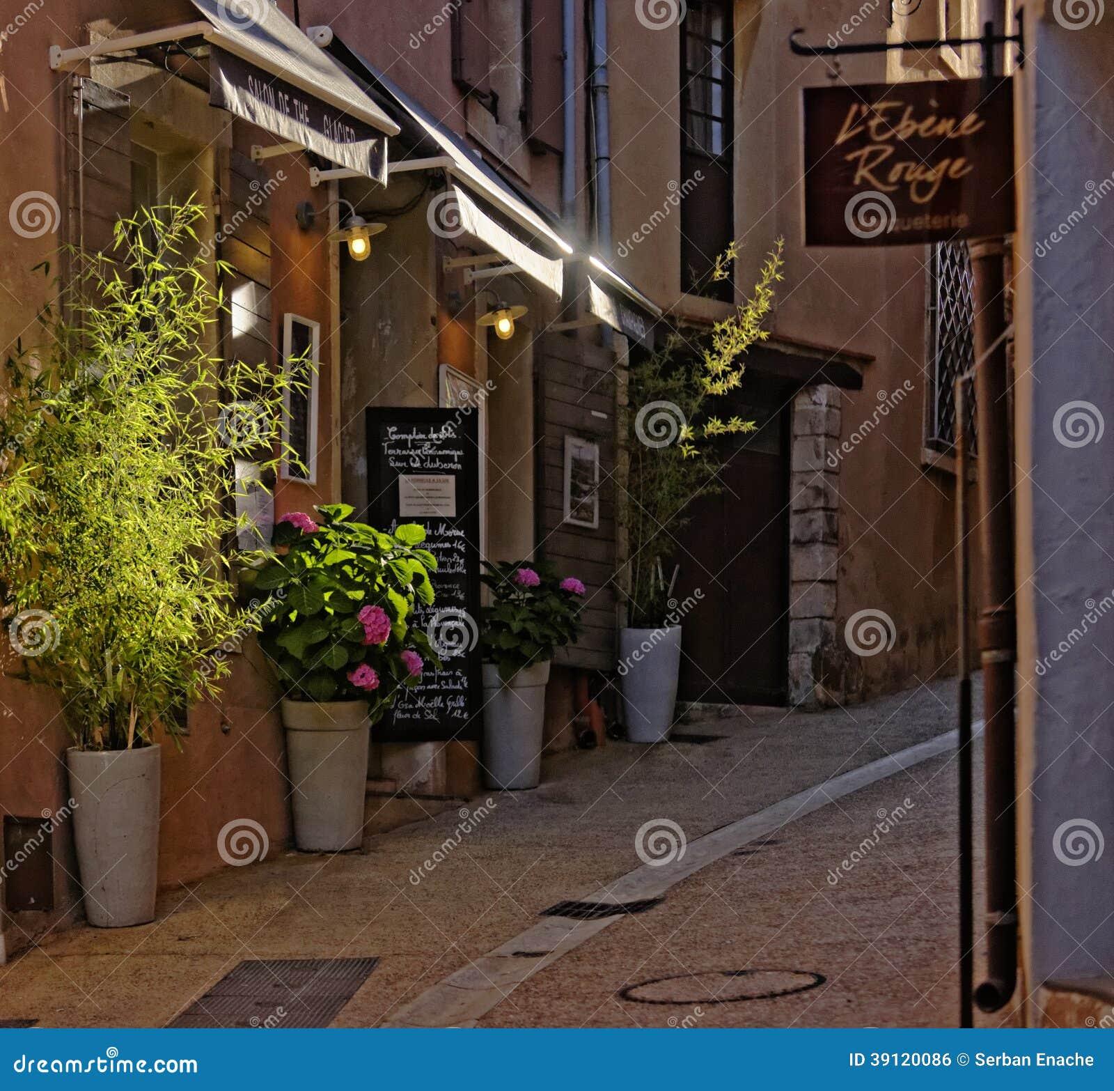 Ruas de provence