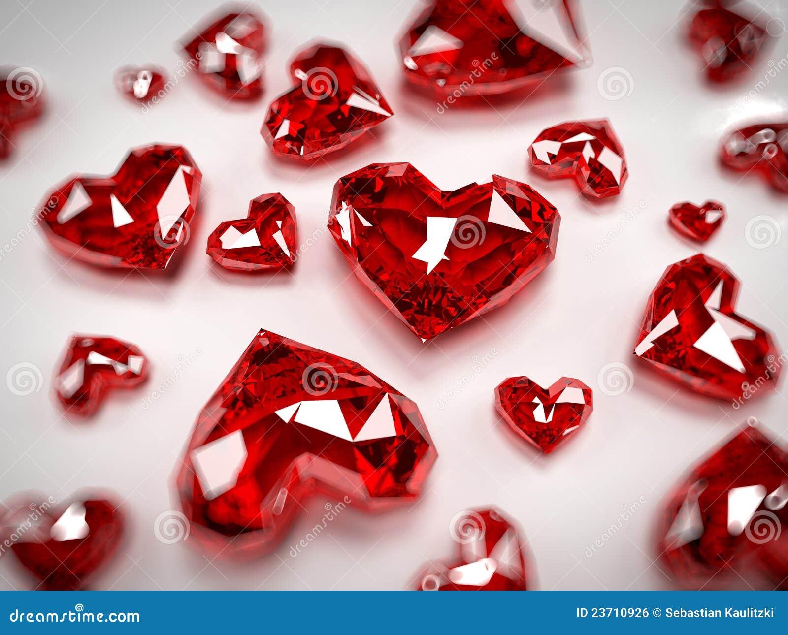 Ruby ruby corazones fotos
