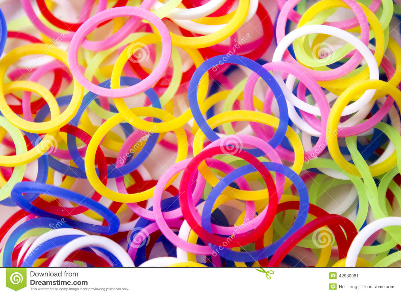 how to make bracelets with rubber bands