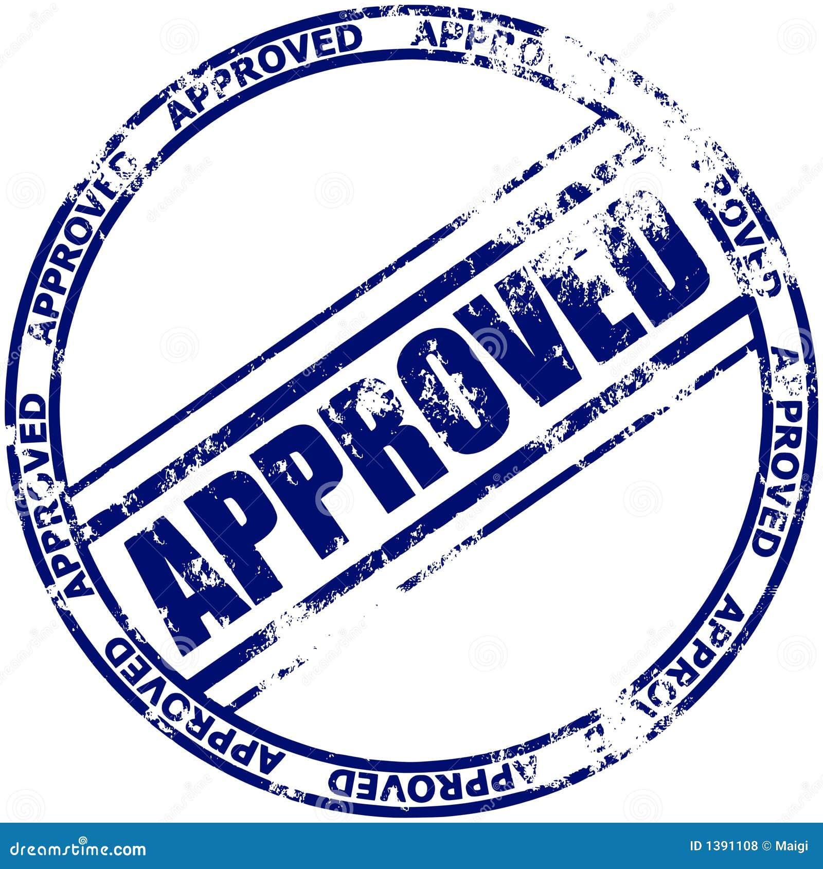 rubber stamp approved 1391108 rubber stamp approved stock vector illustration of circular 1391108