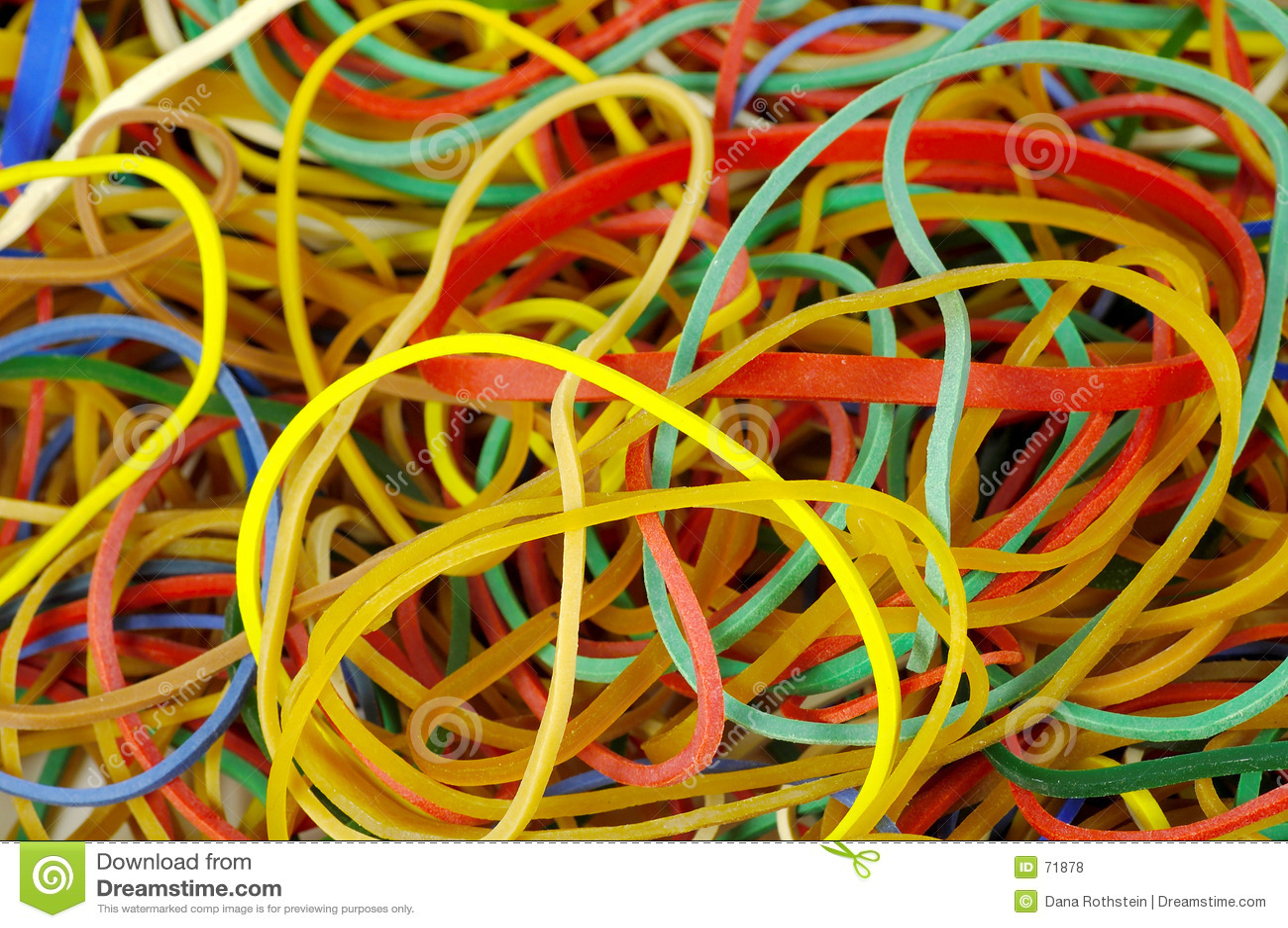Rubberband Background Royalty Free Stock Photos Image 71878