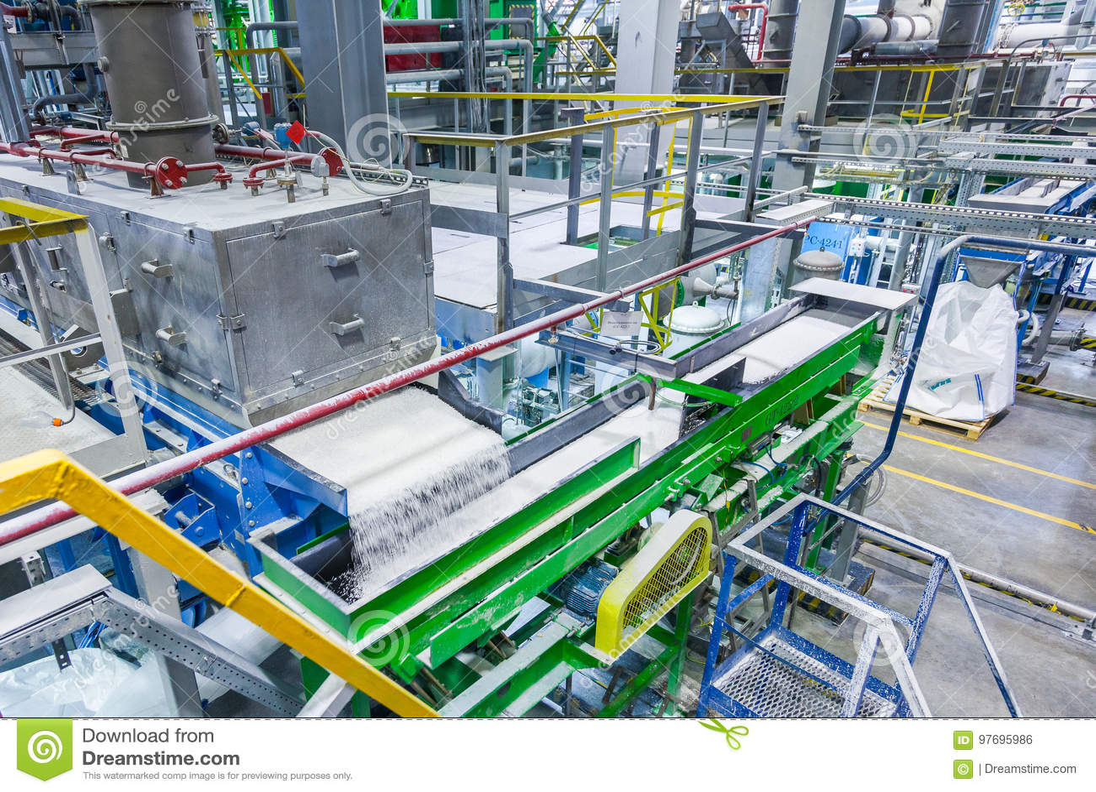 Rubberproductielijn rubber chemische productie