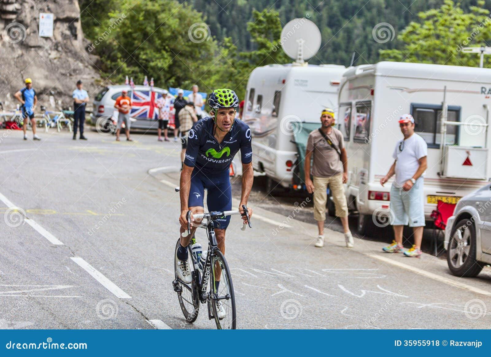 Ruben Plaza Molina Climbing Alpe D Huez