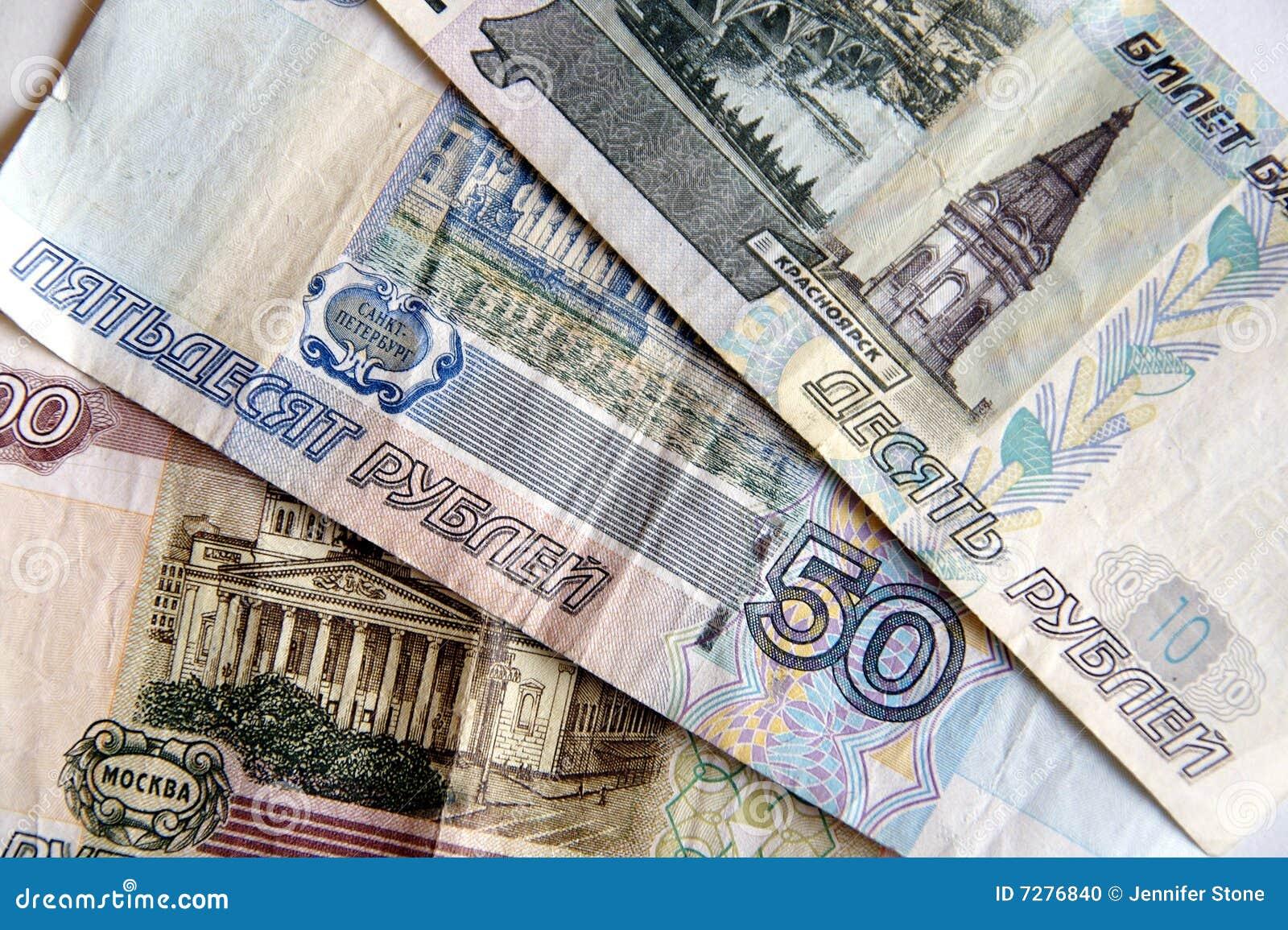 Rublos rusas