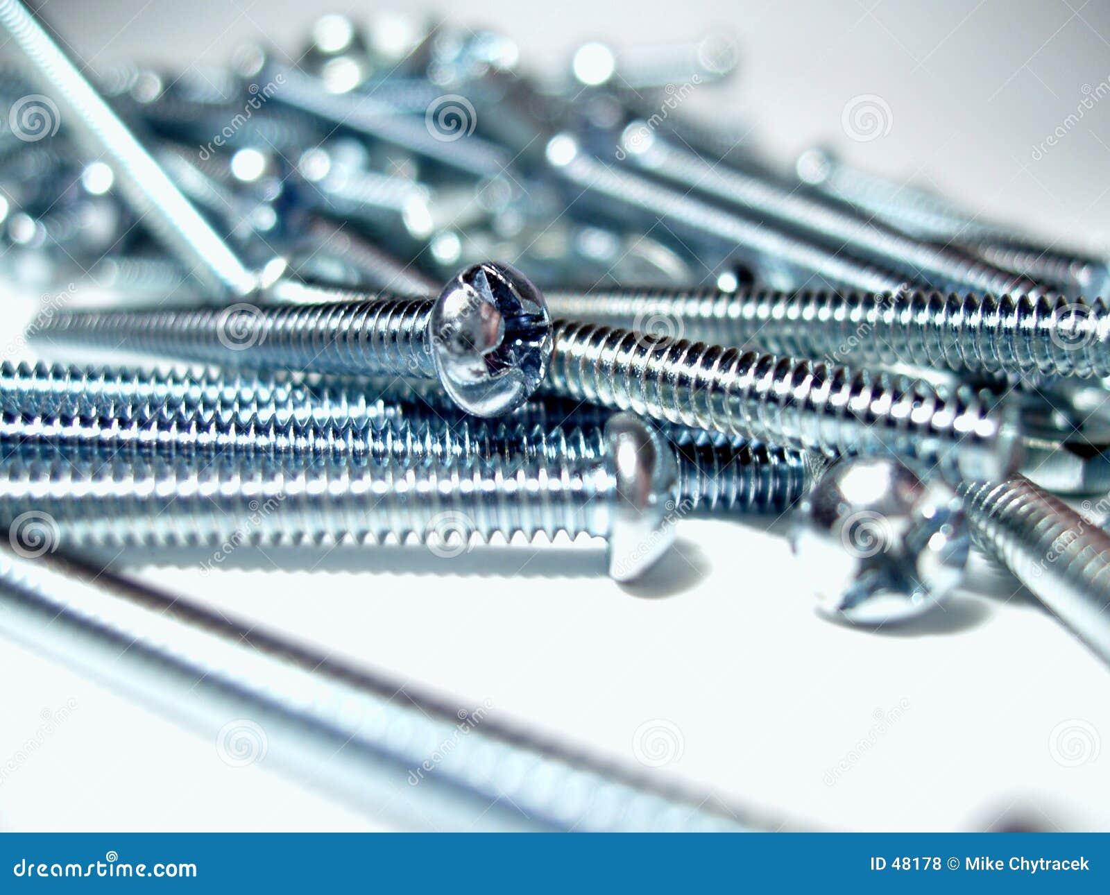 śruby srebra