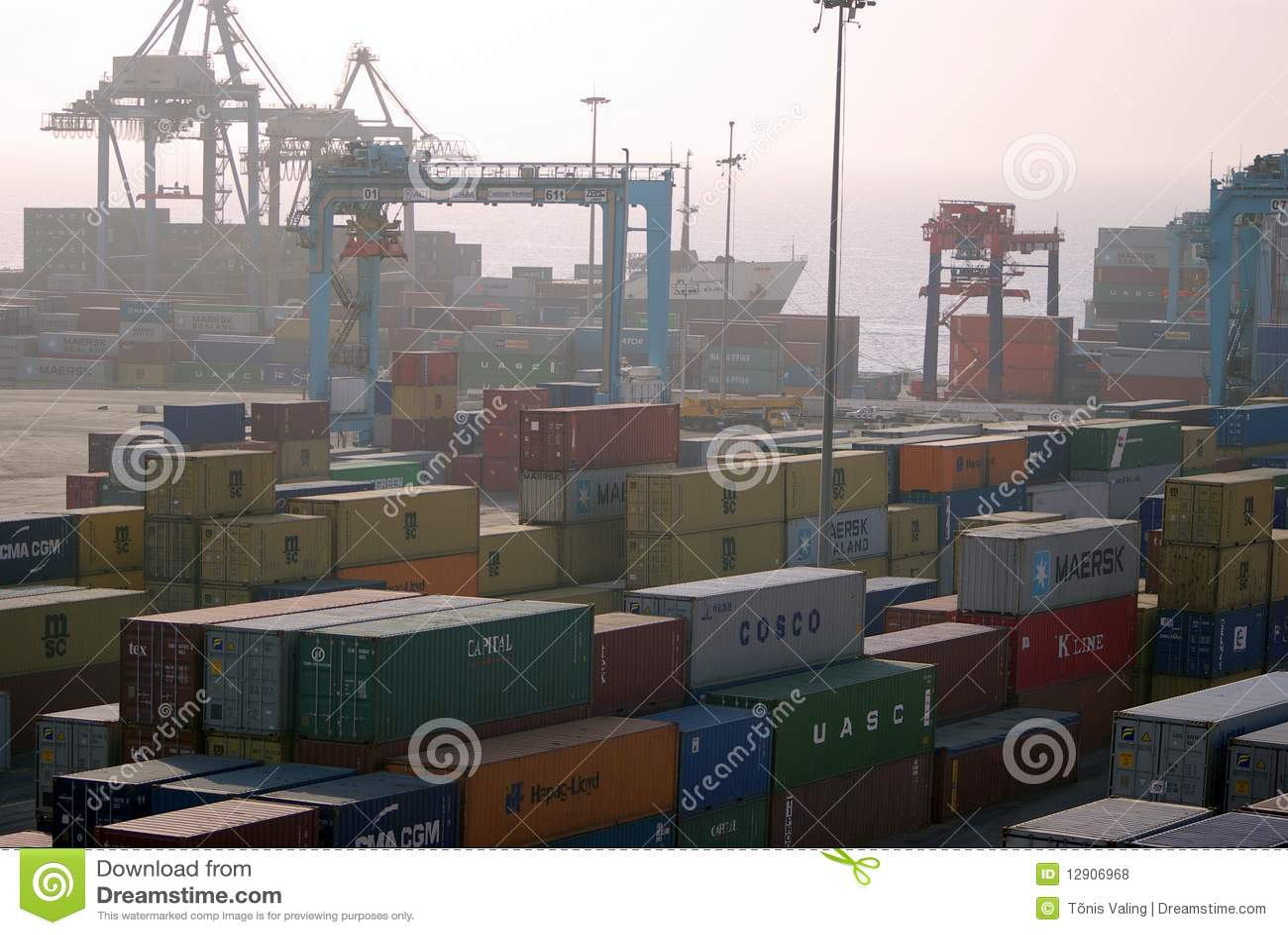 Ruchliwie aquaba port