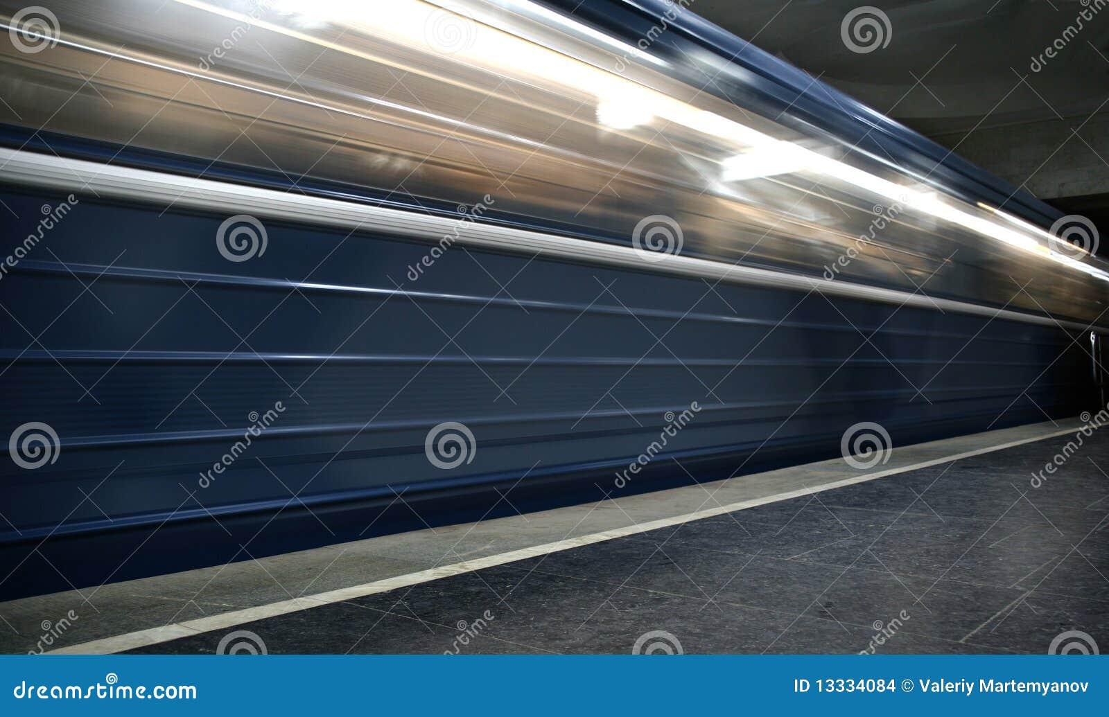 Ruchu metro