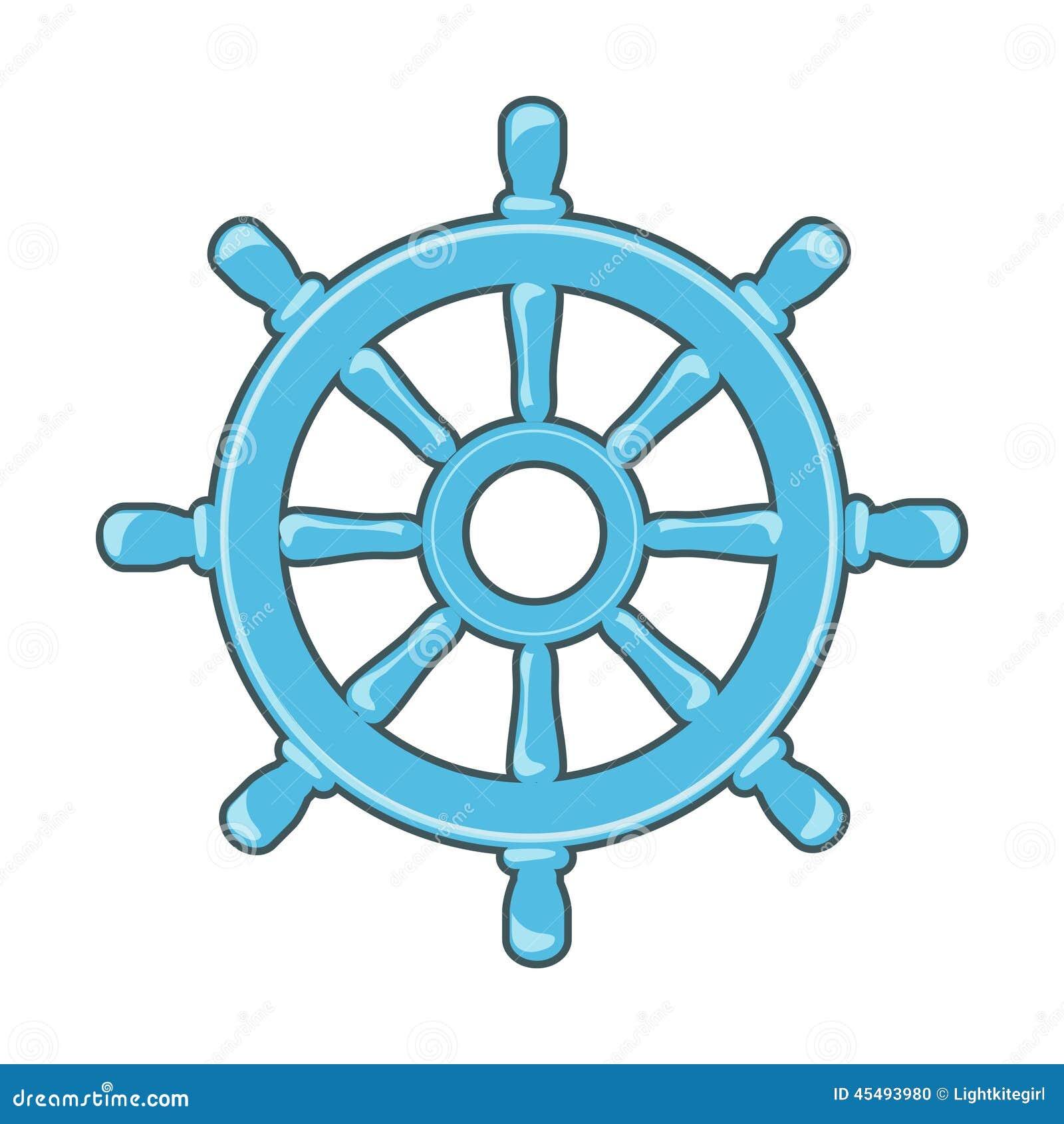 Как сделать штурвал корабля своими руками