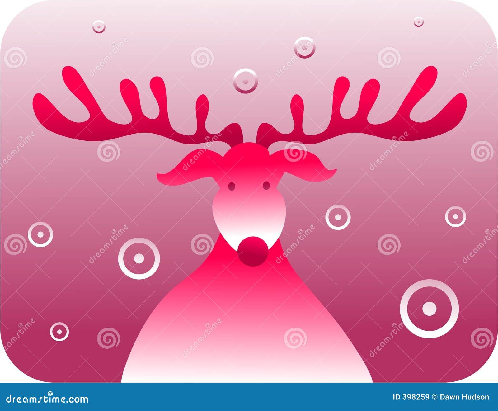 Rudolf retro