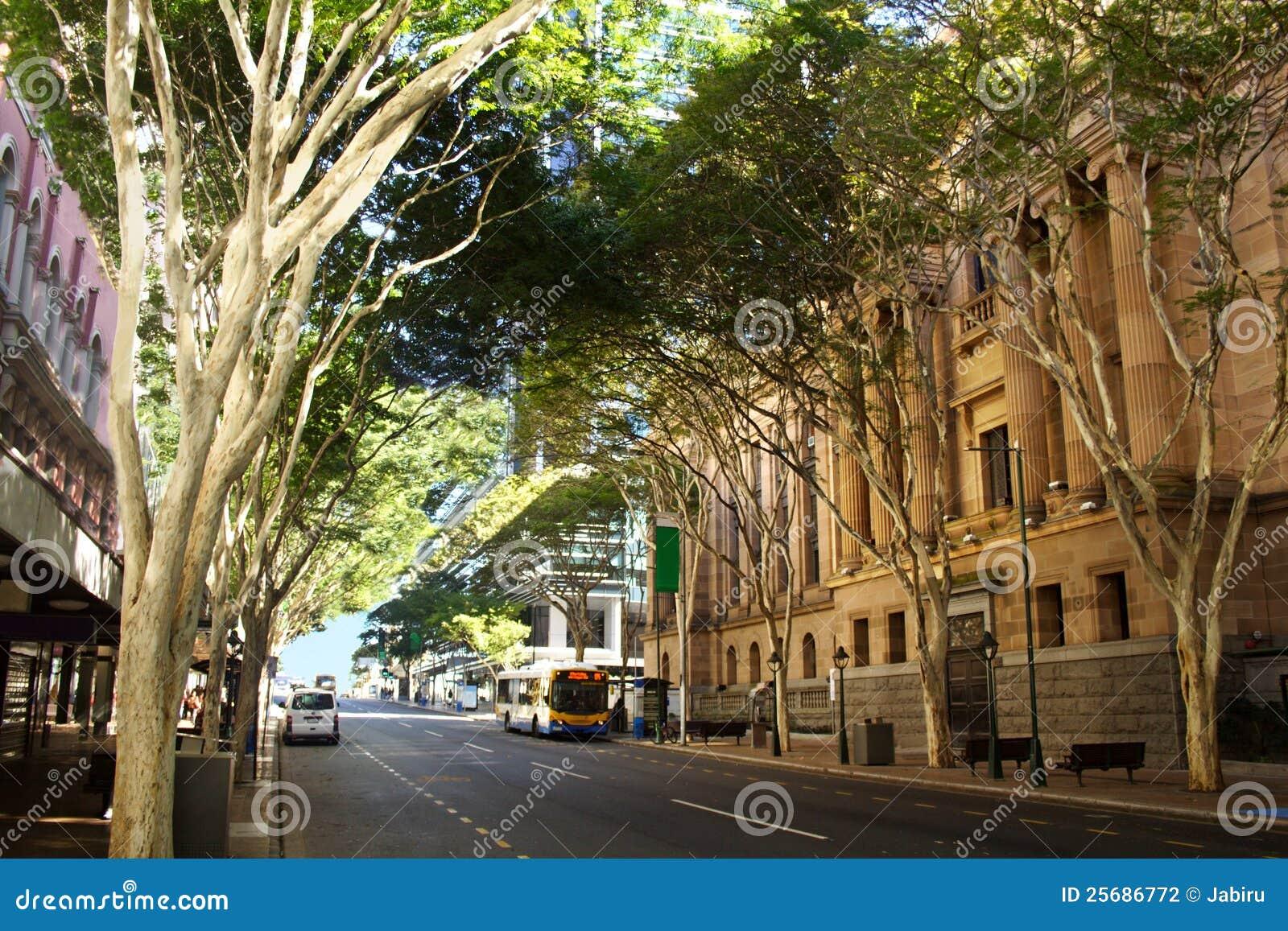 Rue Brisbane d Adelaïde