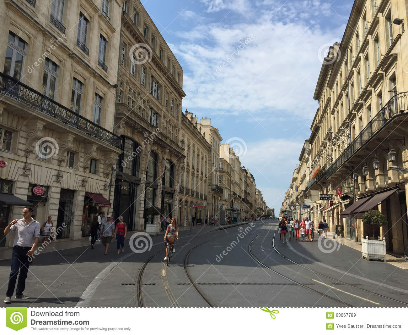 Rue de bordeaux architecture du 18 me si cle bordeaux for Architecture 18e siecle france
