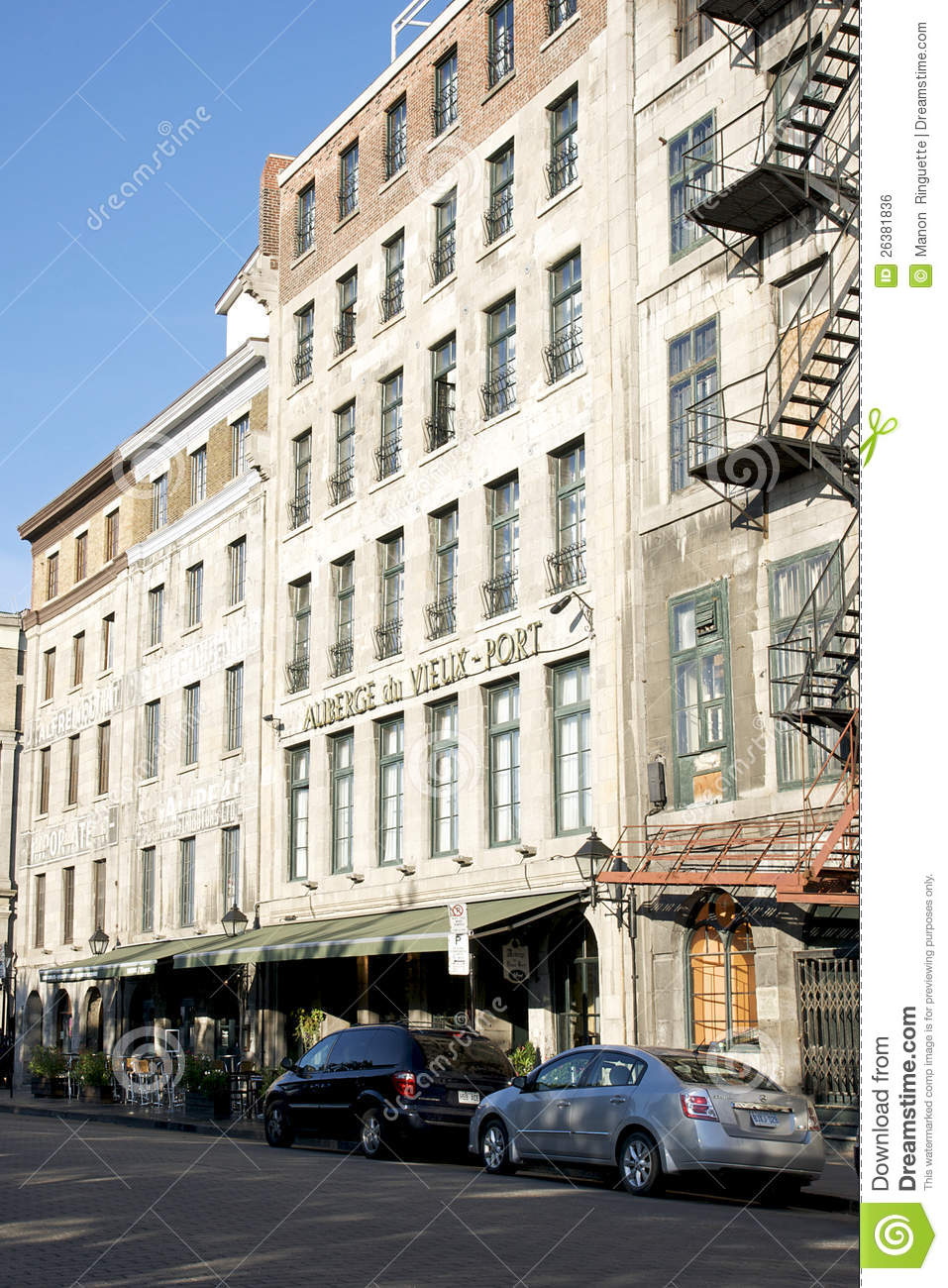 Boutique Hotels In Old Montreal Canada