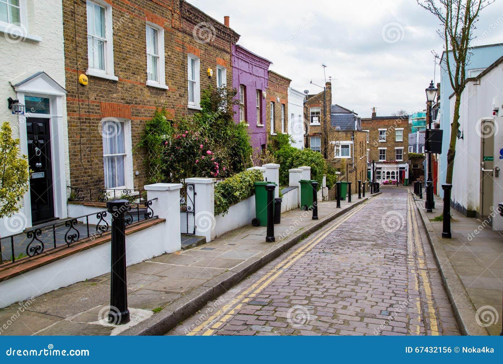 Londres maisons